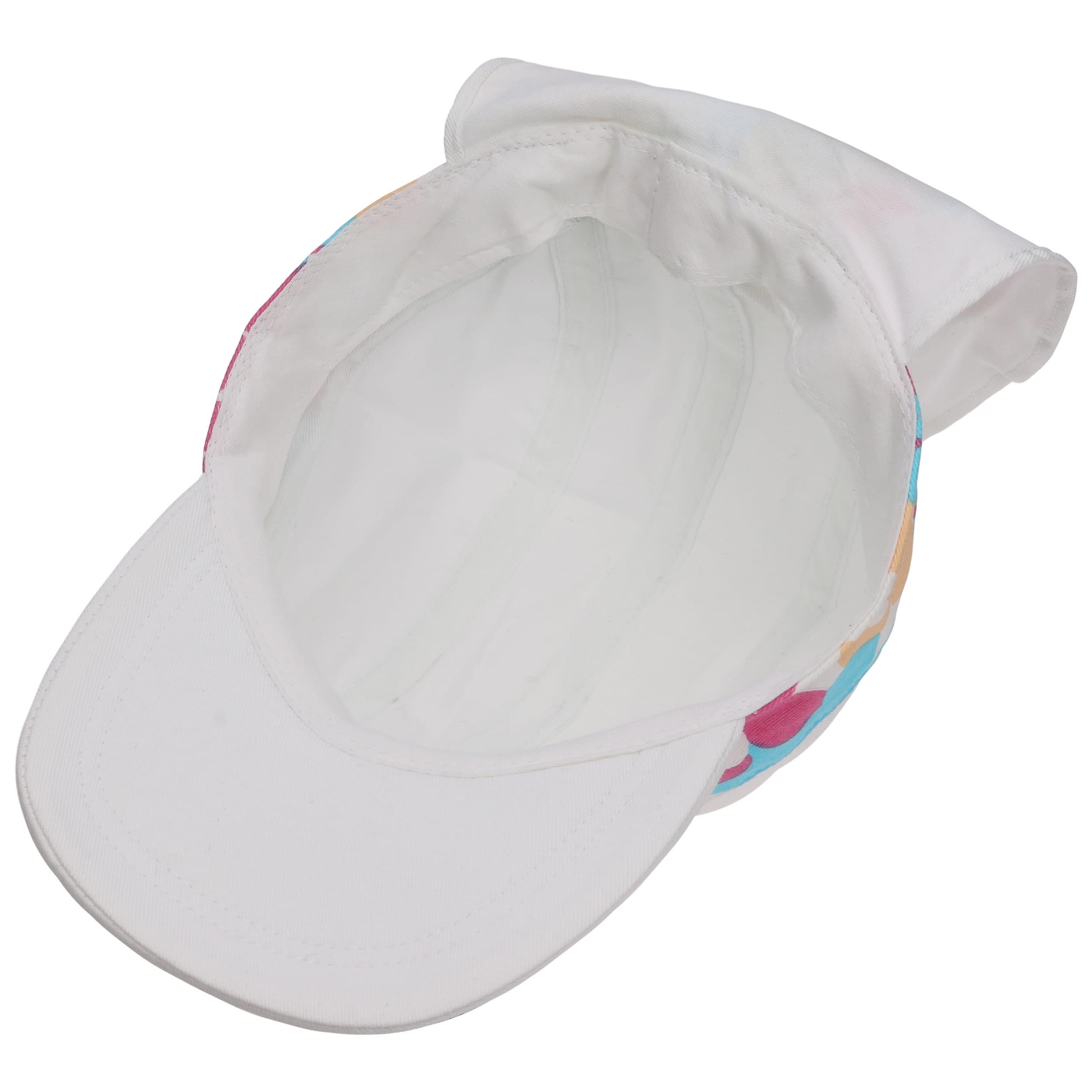 ... Cappellino da Bambino con Protezione Nuca - arancia 2 ... 6a029663ac90