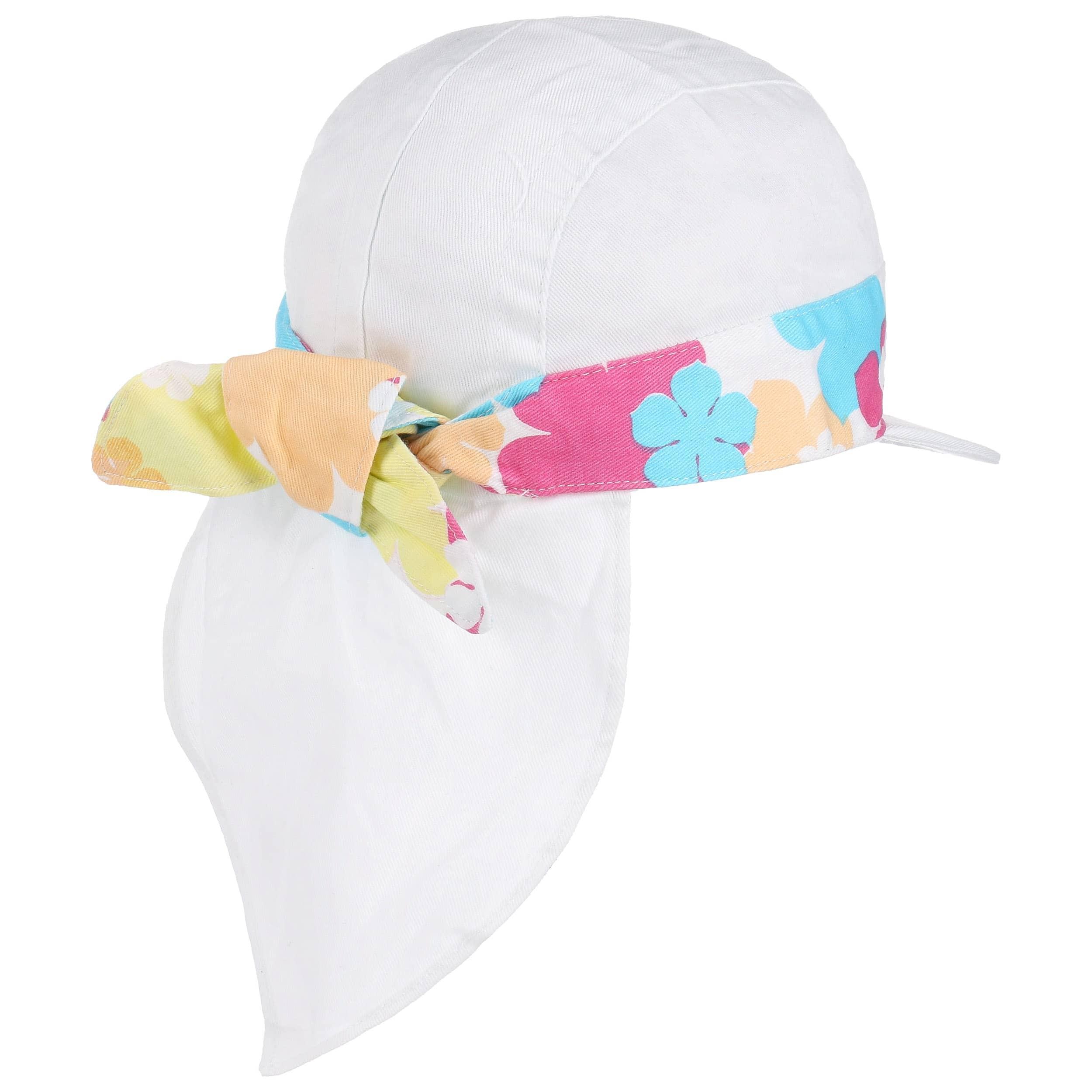 ... Cappellino da Bambino con Protezione Nuca - arancia 3 ... 7040d79f2902