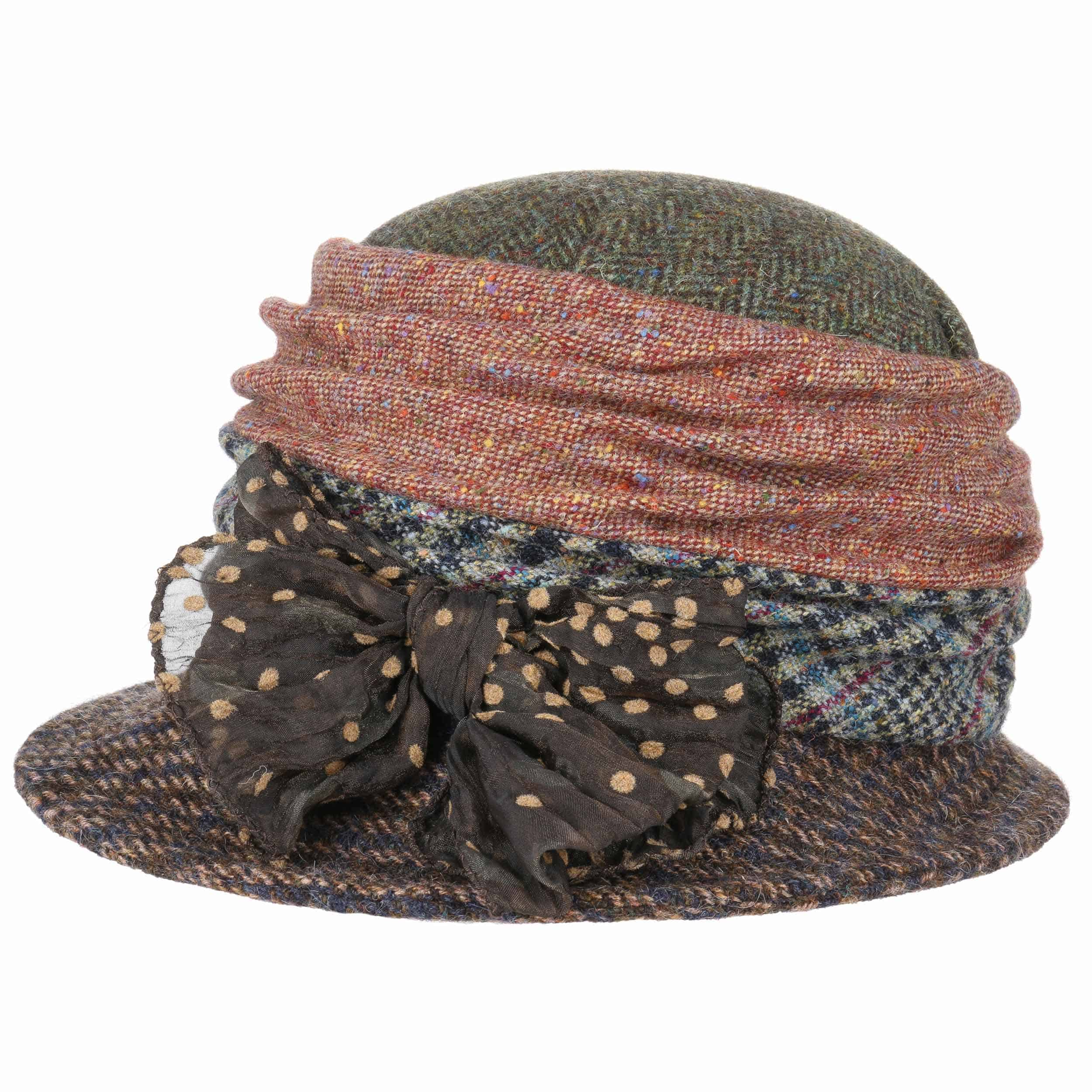 Cappello Asimmetrico Patchwork by GREVI , a colori 3