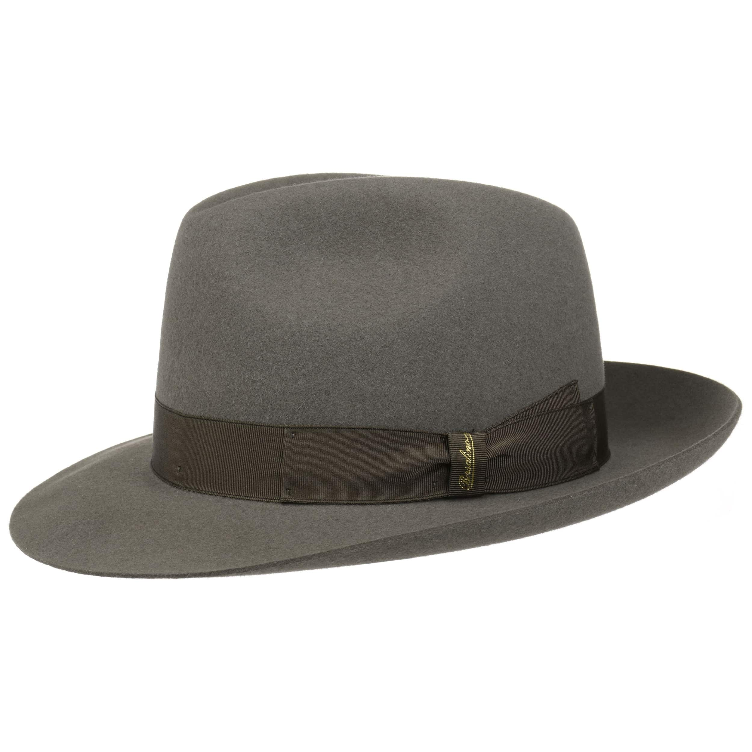 ... Cappello Bogart Marengo by Borsalino - grigio 5 ... 3f3fa790e267