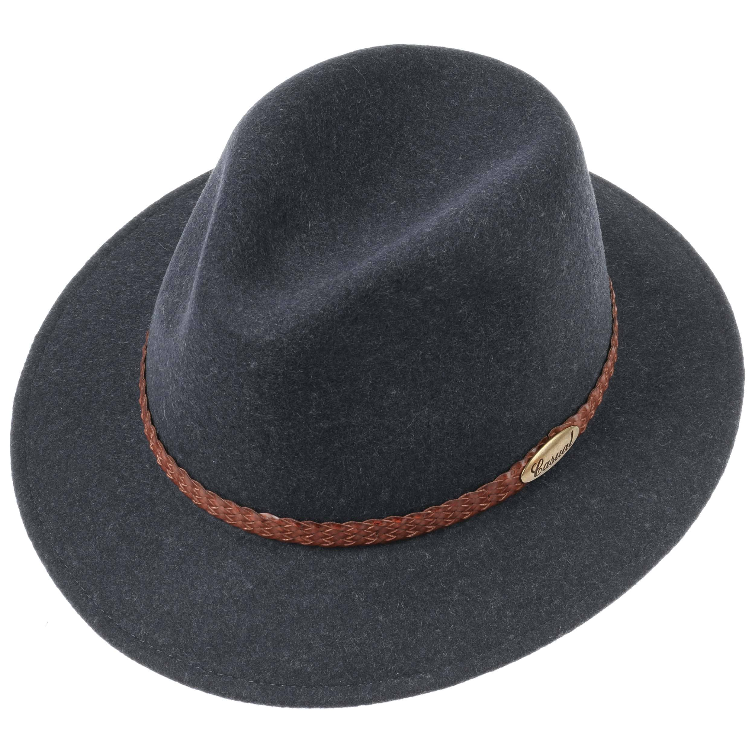 ... Cappello Casual Light Traveller by Lierys - nero 1 ... 7dd7178360ac