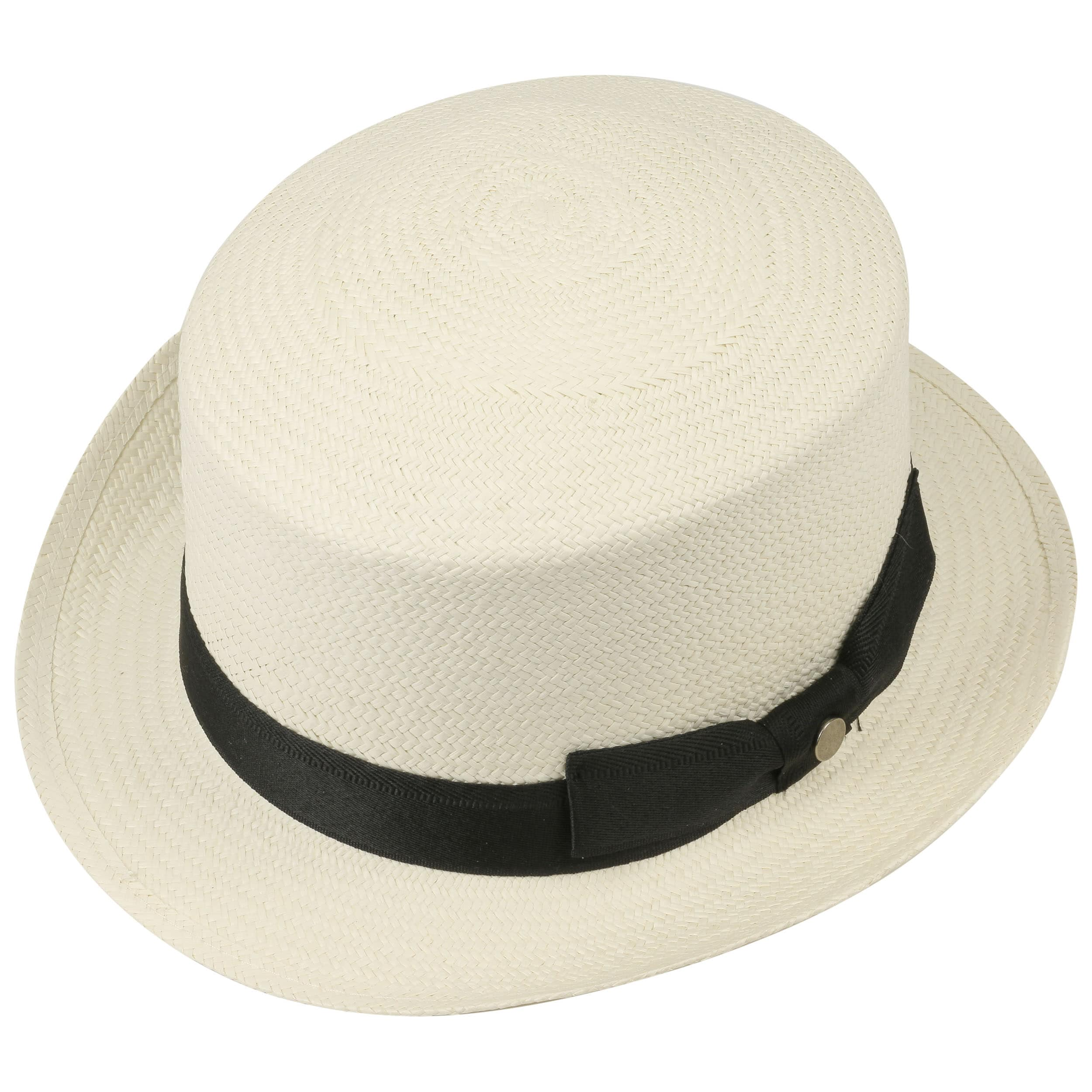 Cappello Cilindro Panama by Lierys - bianco crema 1 ... 3425e3c7aa0e