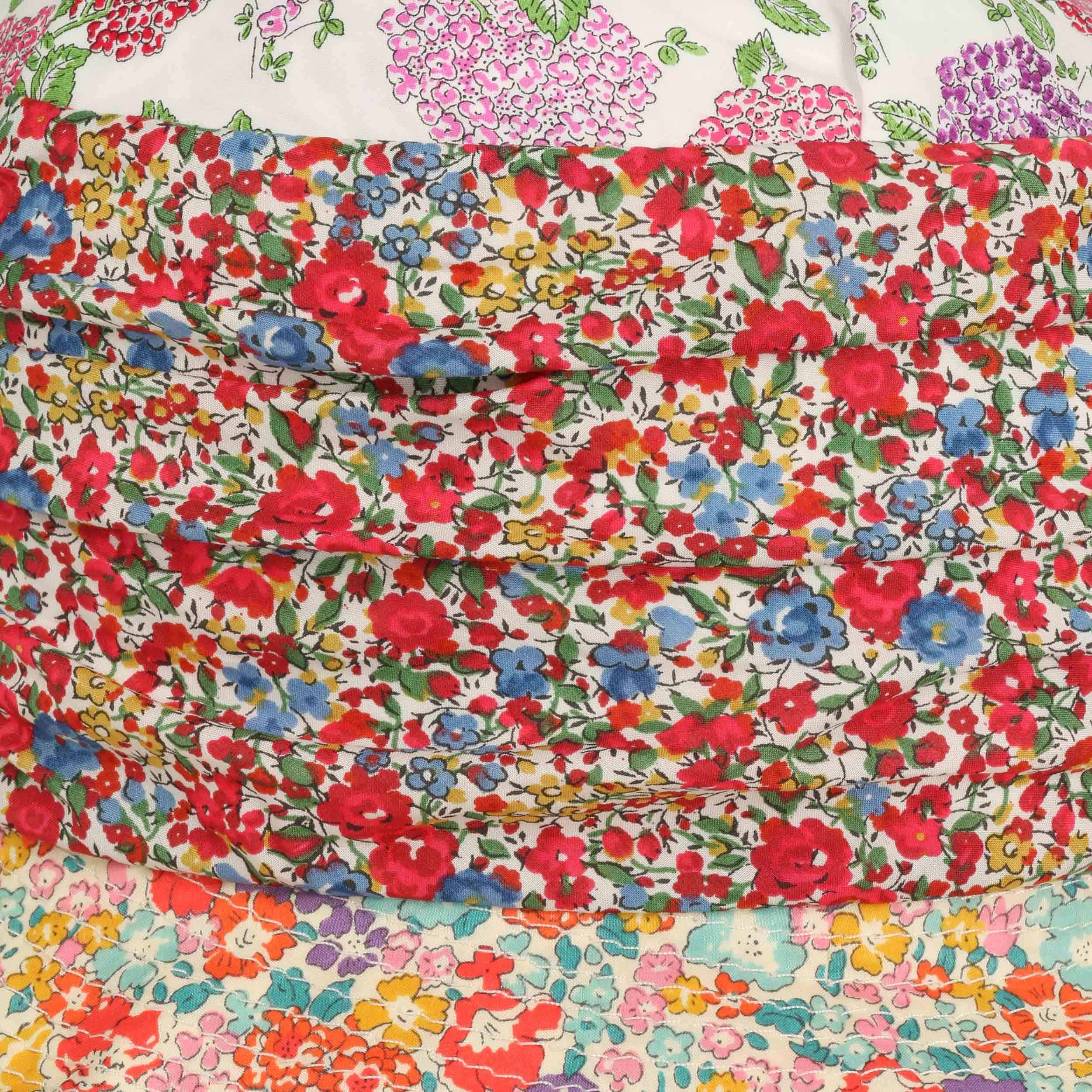 ... colori 3 · Cappello Cloche Flower Patchwork by GREVI - a colori 4 ... e21e40775d77