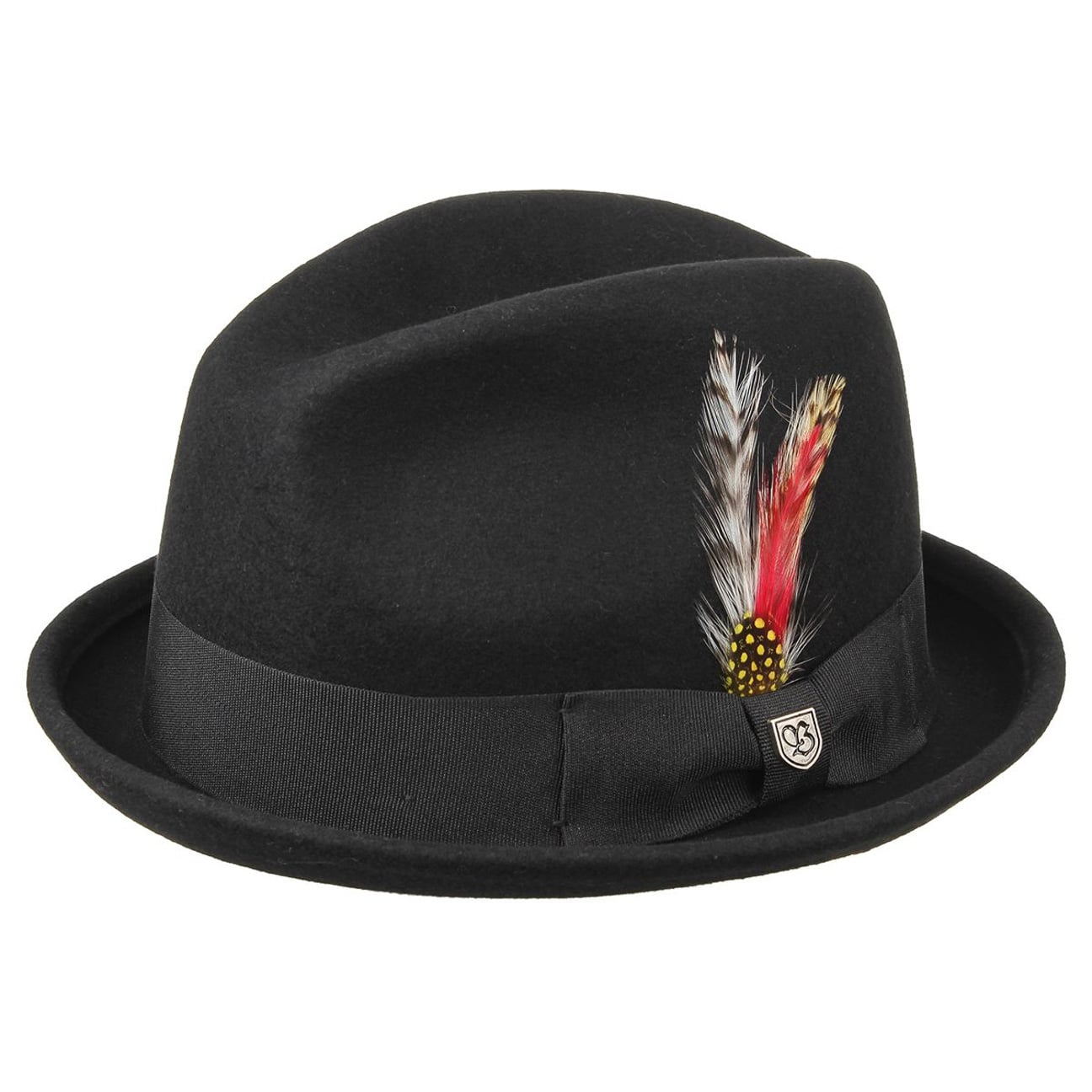 ... Cappello Gain Wool Player by Brixton - nero 1 ... cb61c101be6a
