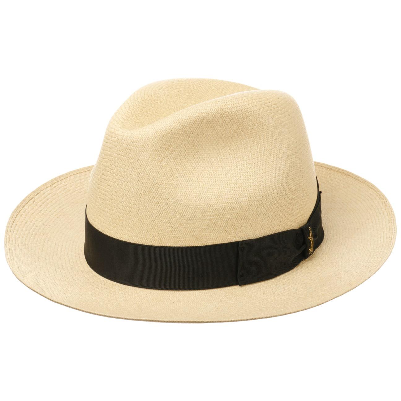 09c258cf3b ... Cappello Panama Bogart Premium by Borsalino - natura 5 ...
