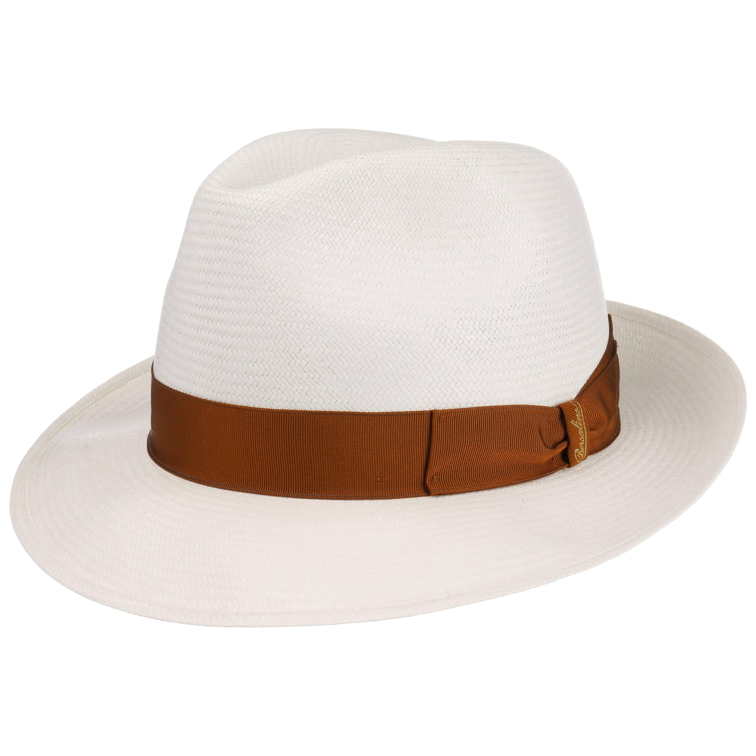 ... Borsalino 2 · Cappello Panama Brown Small by Borsalino - natura 4 ... 73687e02fe66