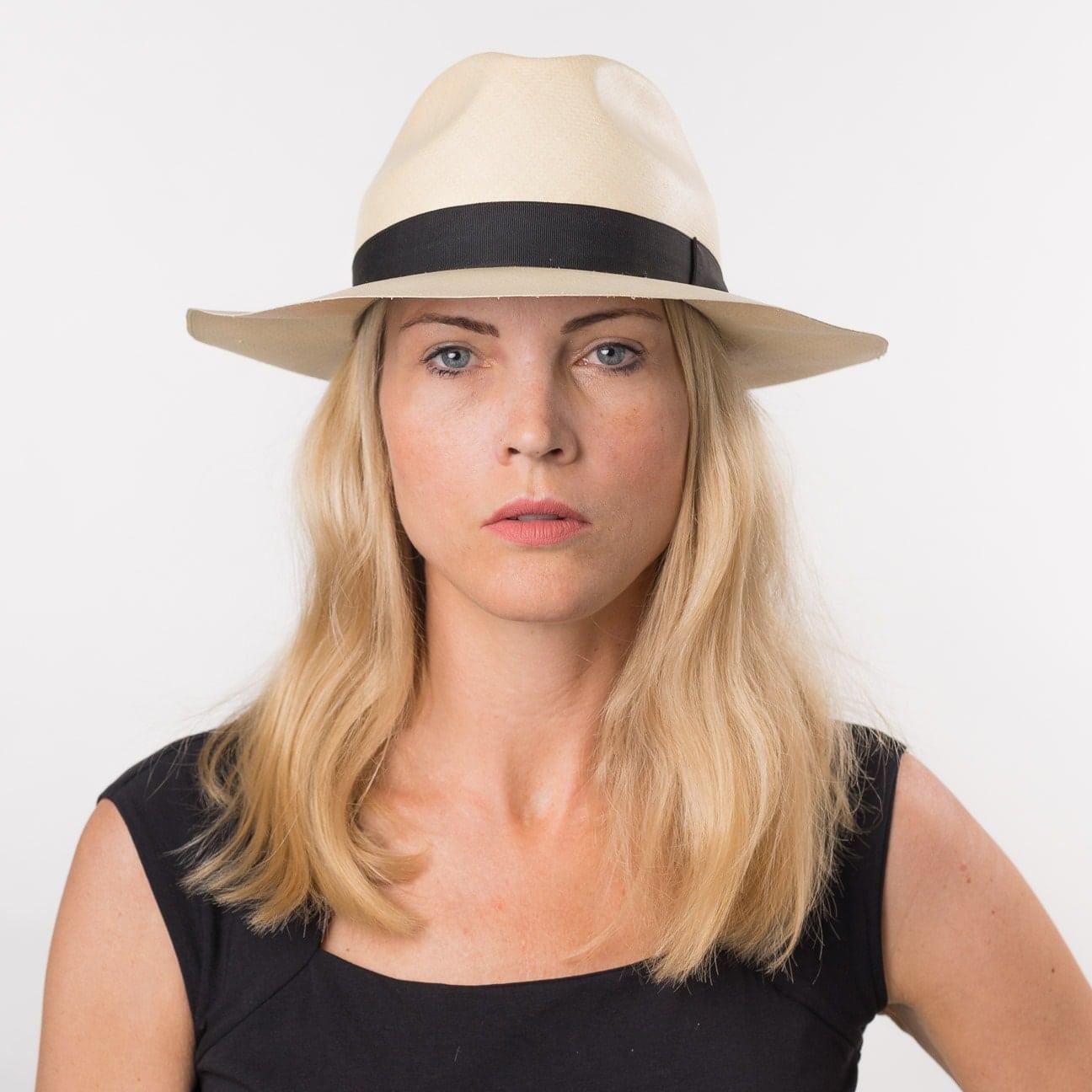 ... Cappello Panama Prestige Bogart by Borsalino - natura 3 ... bede6a3ac3cb