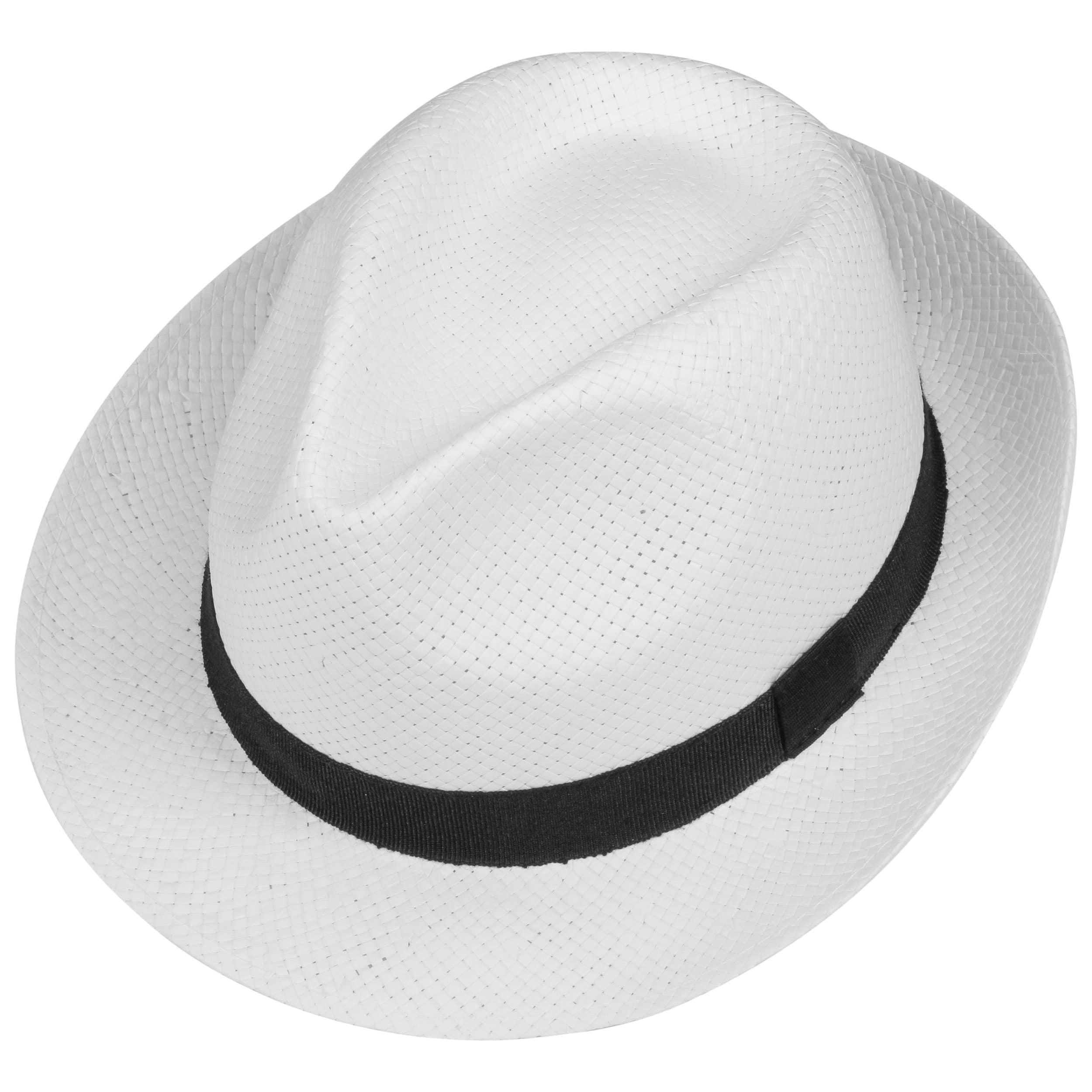 Cappello White City Trilby by Lipodo - bianco 1 ... 22c1062252e2
