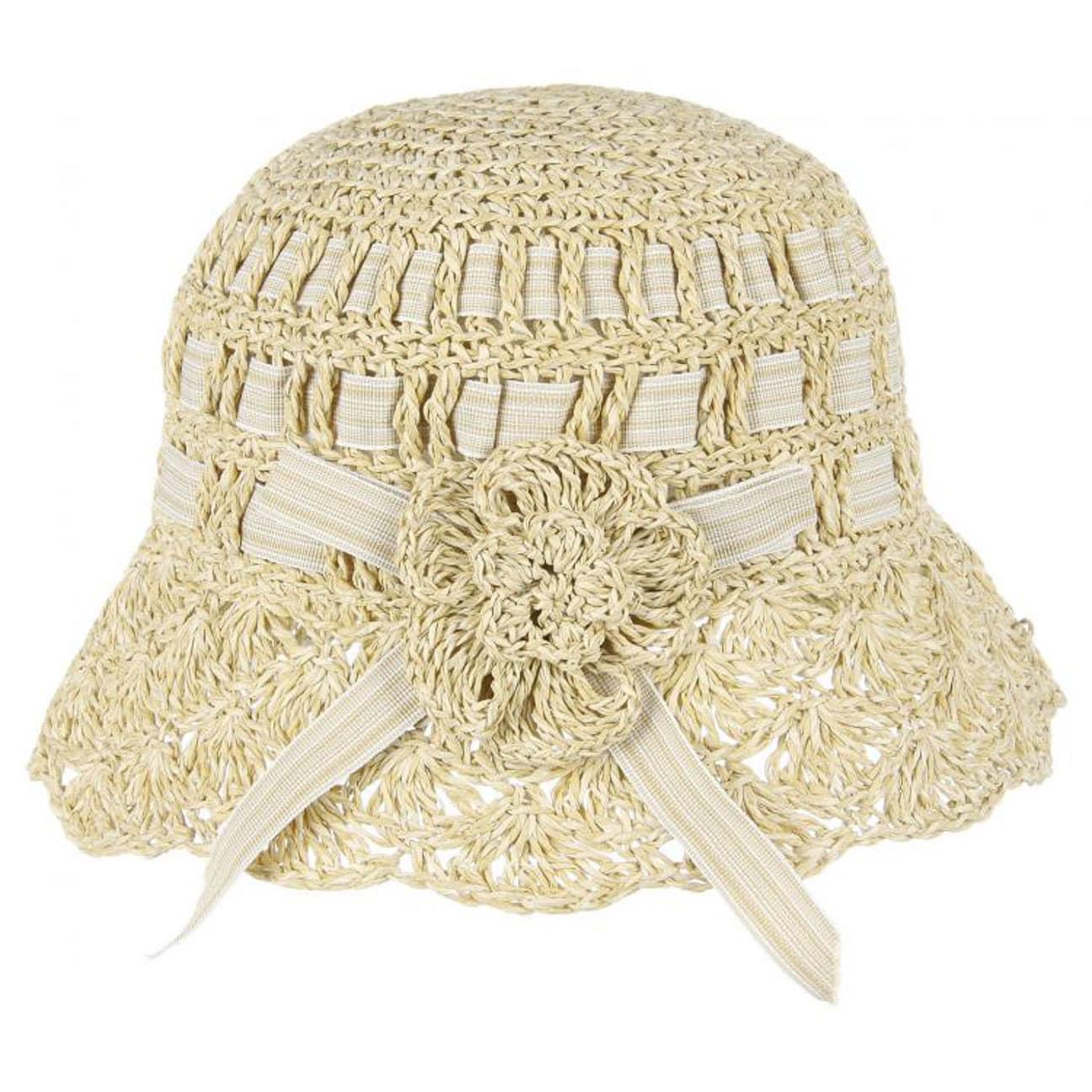 Cappello A Cloche Alluncinetto 1495