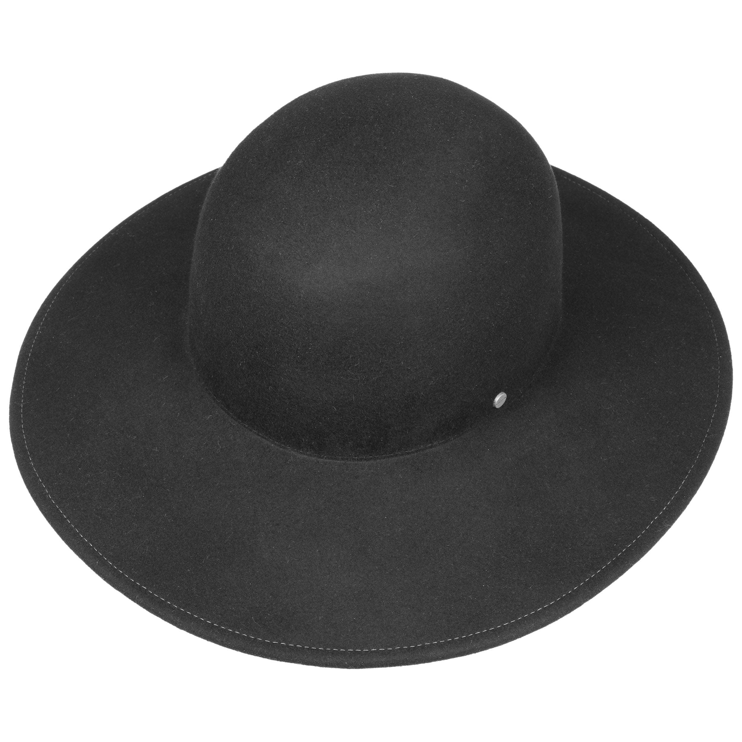 Cappello a Tesa Larga Jamisa by Stetson - nero 1 ... 2aafa1438e8c