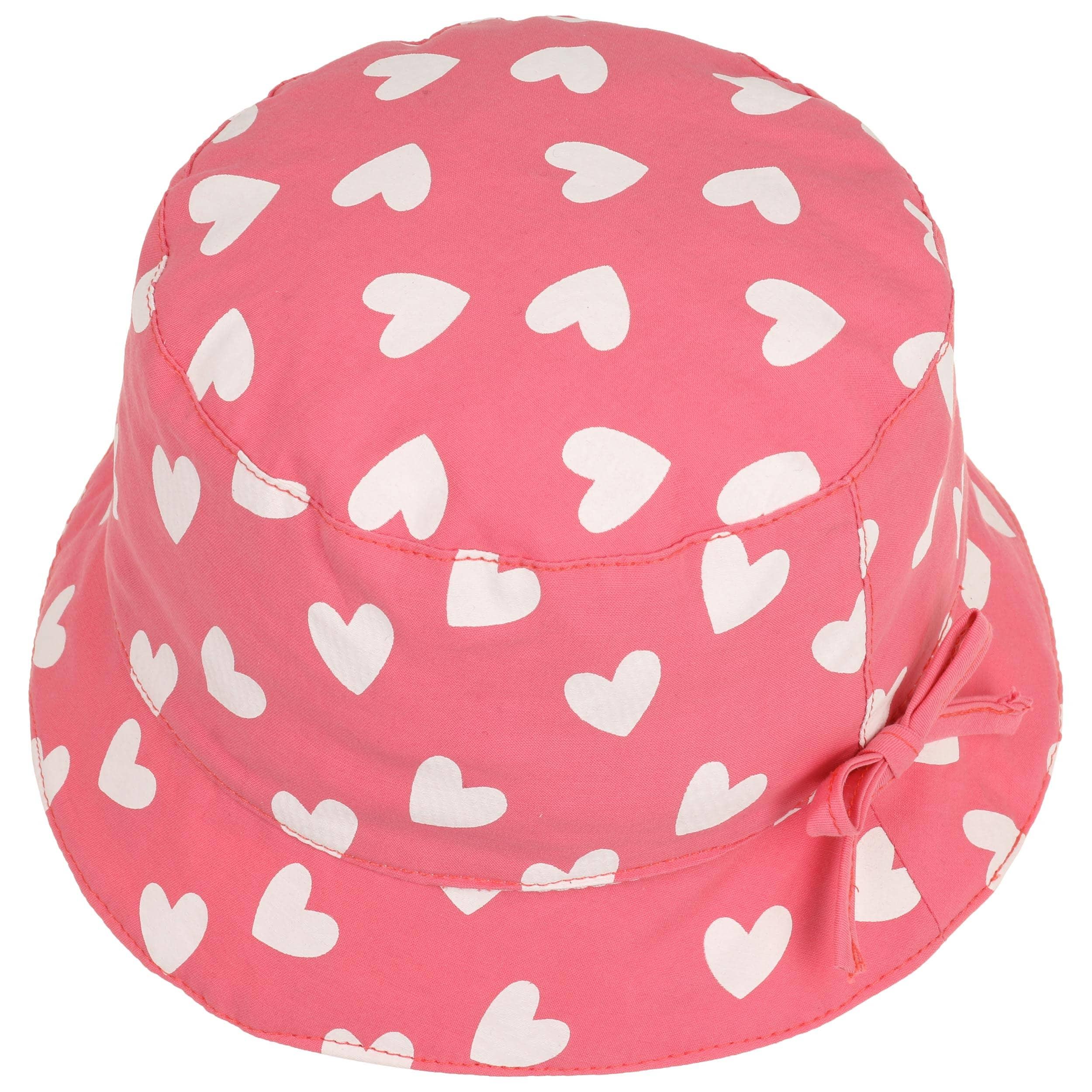 Cappello da Bambino Girly Hearts by maximo - rosa 1 ... 0298c4213962