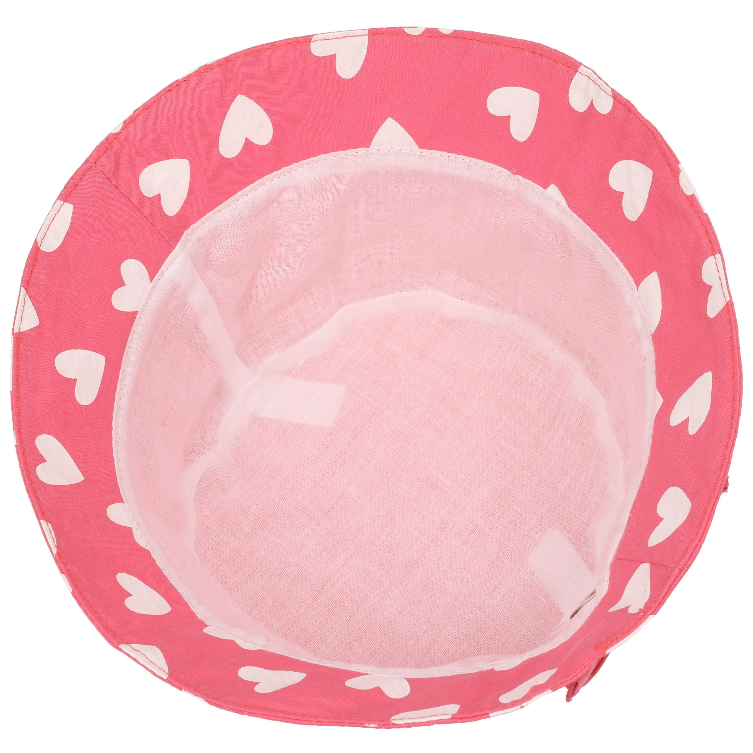 ... Cappello da Bambino Girly Hearts by maximo - rosa 2 ... eb7041c17ab6