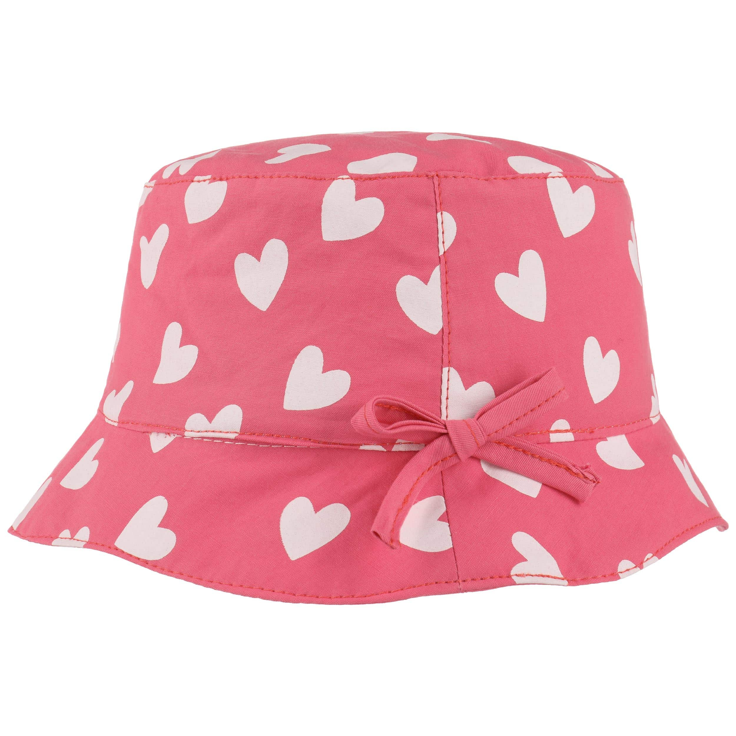 ... Cappello da Bambino Girly Hearts by maximo - rosa 4 a882e0abbd65