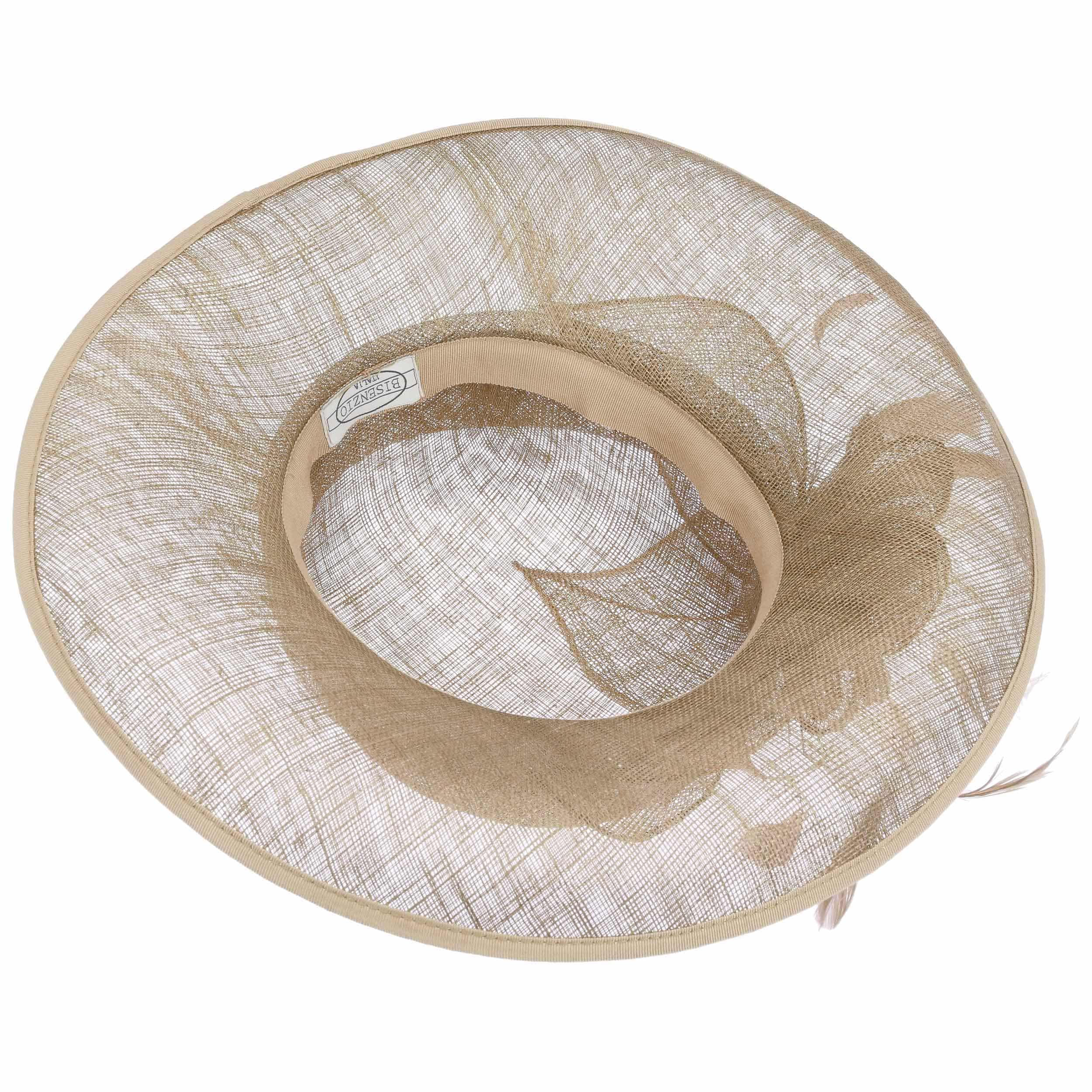 ... Cappello da Donna Clare Sinamay by Lierys - marrone 2 ... d540ebd660b5