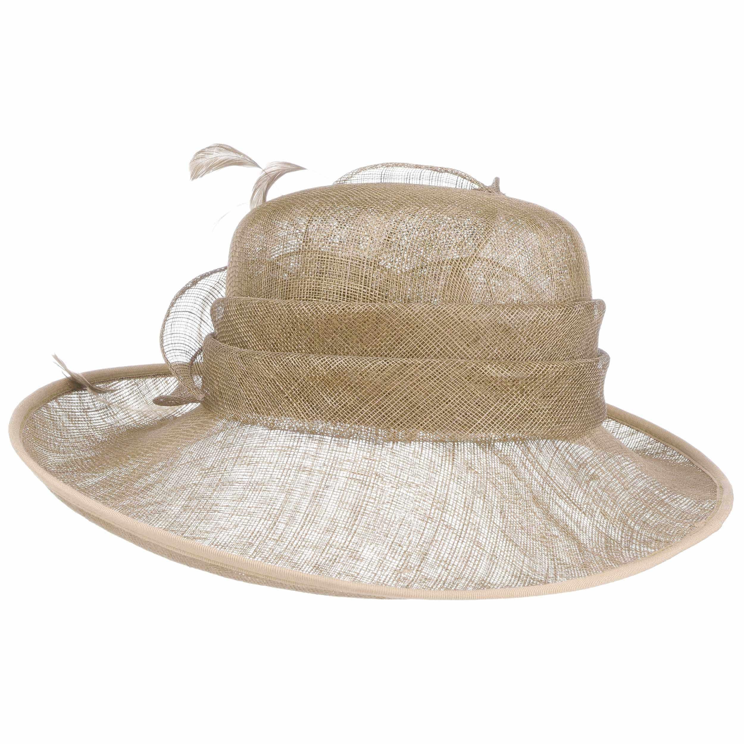 ... Cappello da Donna Clare Sinamay by Lierys - marrone 3 ... 3c7039a905bc