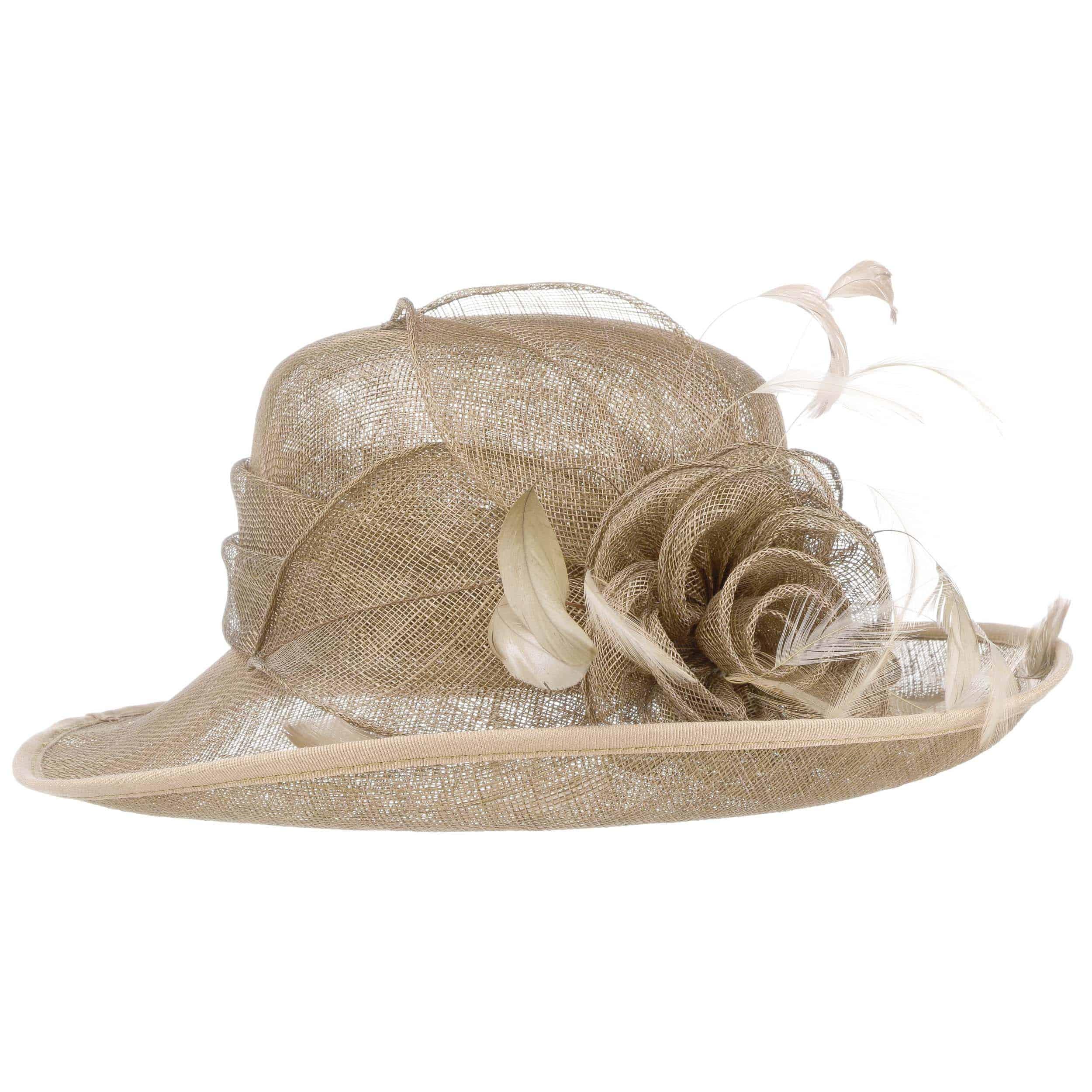 ... Cappello da Donna Clare Sinamay by Lierys - marrone 6 ... 38218b16392e