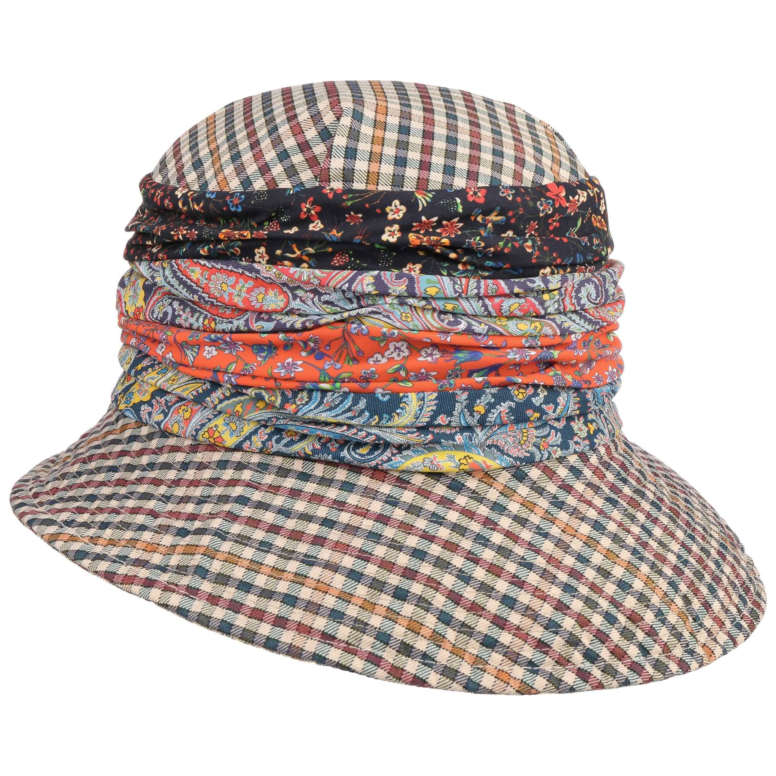 Cappello da Donna Flowers & Checks by GREVI - 129,00