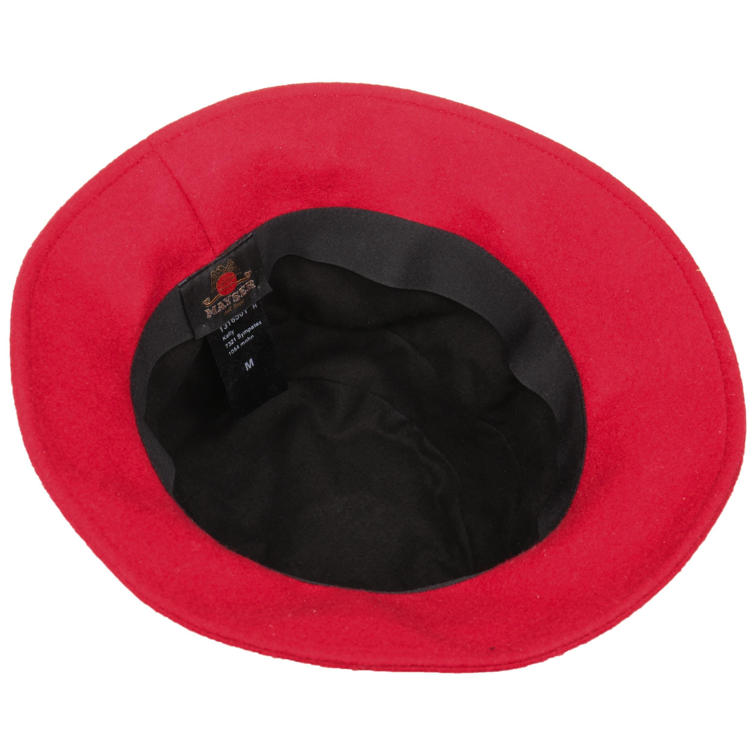 ... Cappello da Donna Kelly Sympatex by Mayser - rosso 2 ... 19d0c224ffb7