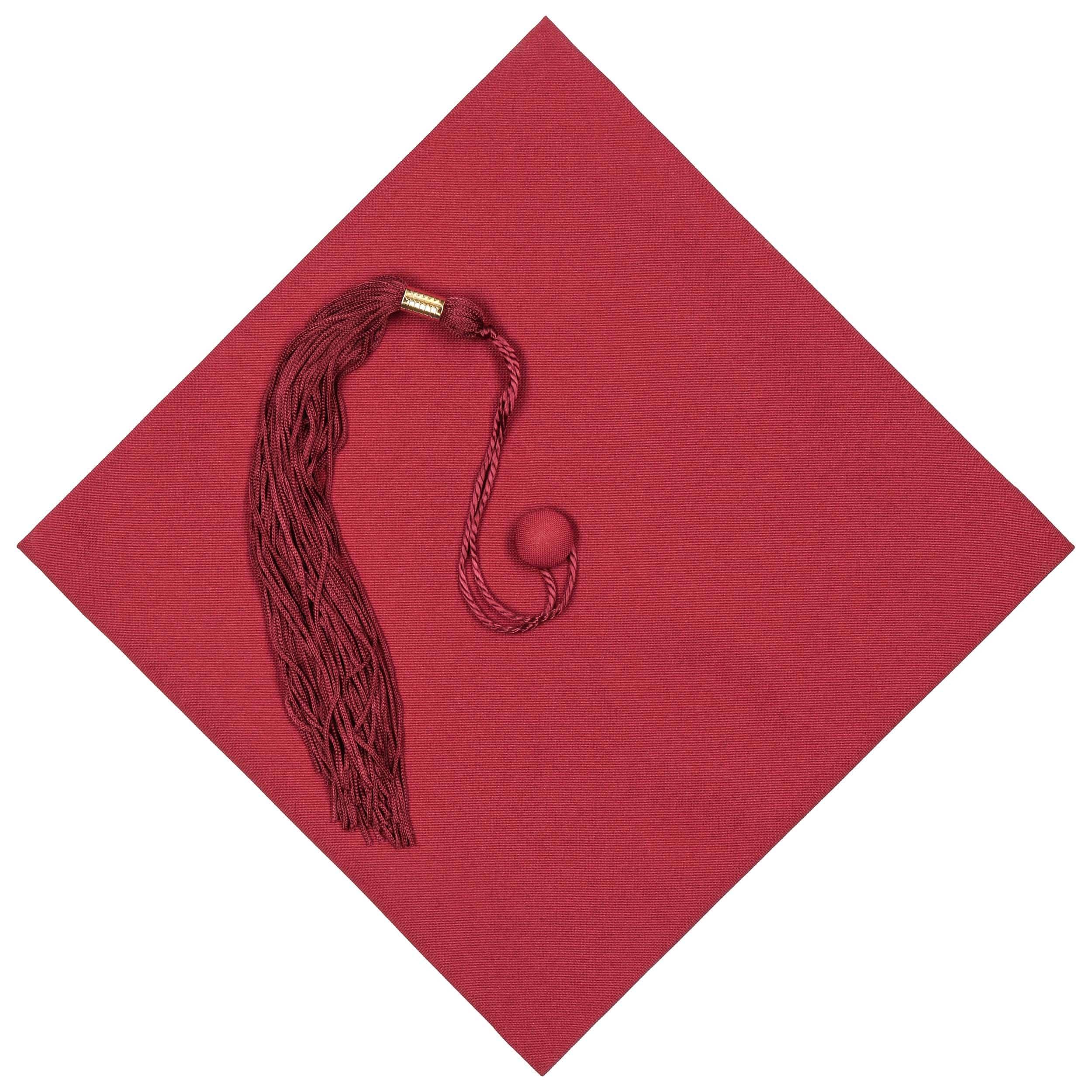 ... Cappello da Laurea Flessibile by Lierys - rosso bordeaux 1 ... f9d69fef163f