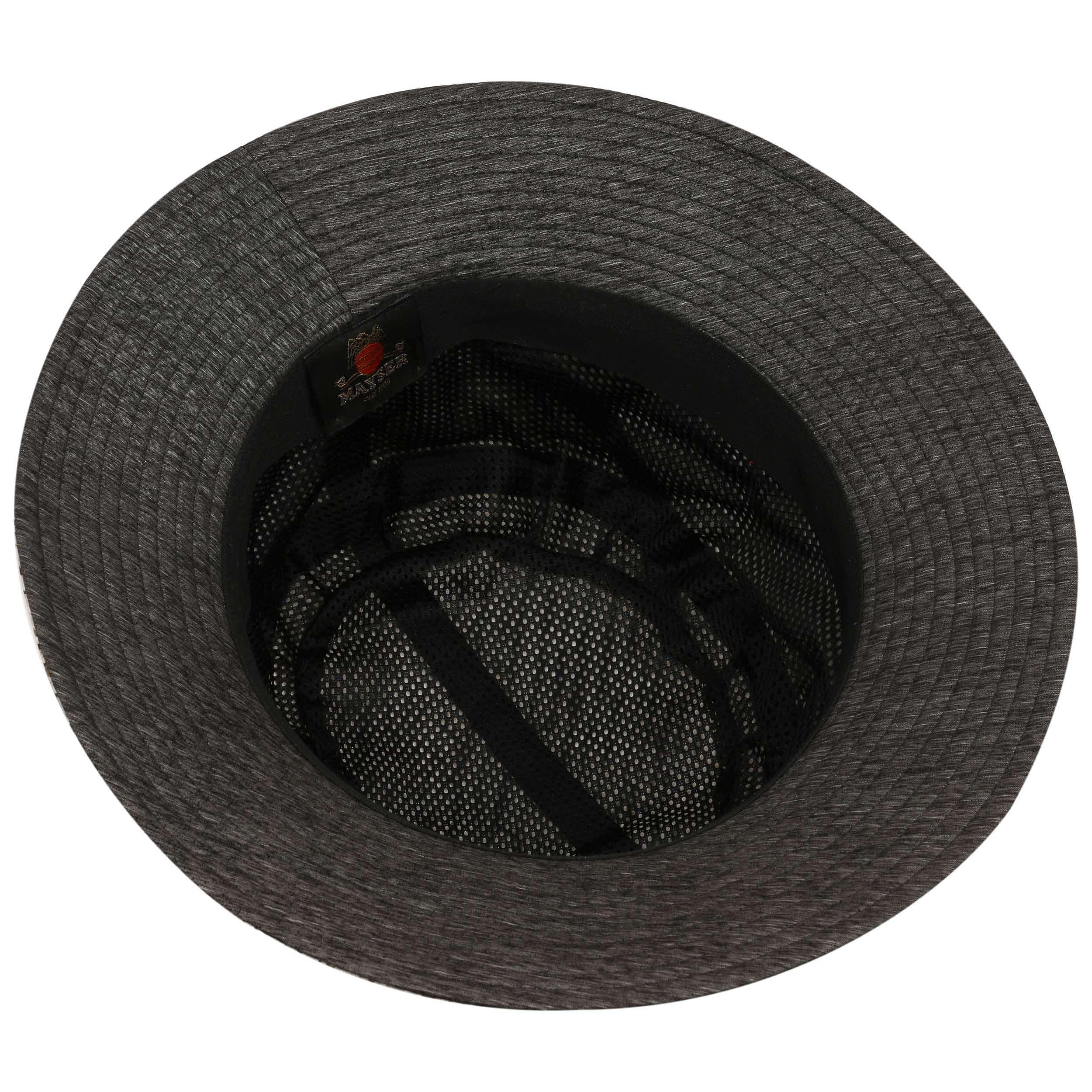 ... Cappello da Pioggia Isolde by Mayser - grigio 2 ... 4743e34e31d2