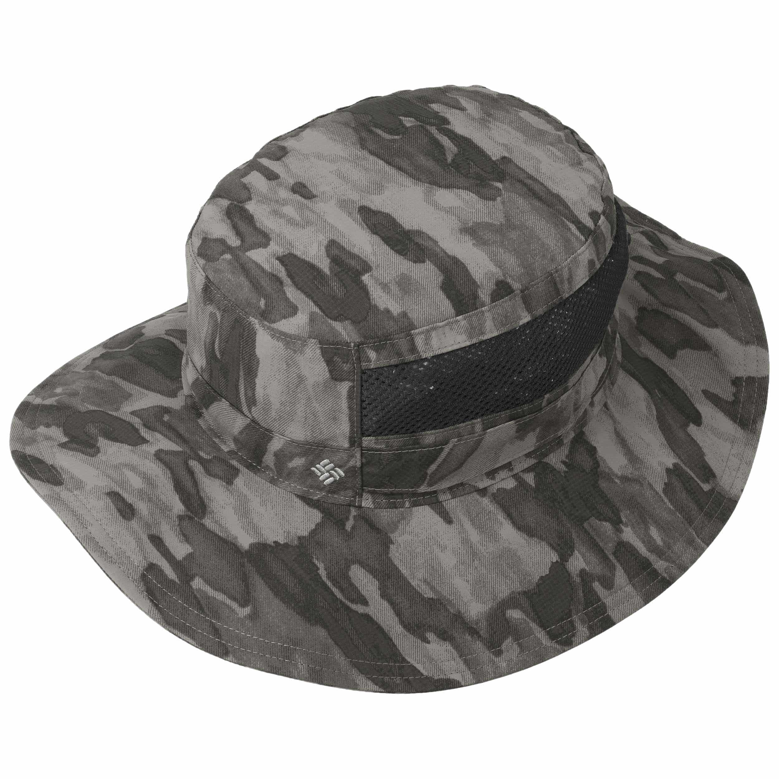 ... Cappello da Sole Bora Camo by Columbia - nero 1 ... 0d7ec092455c