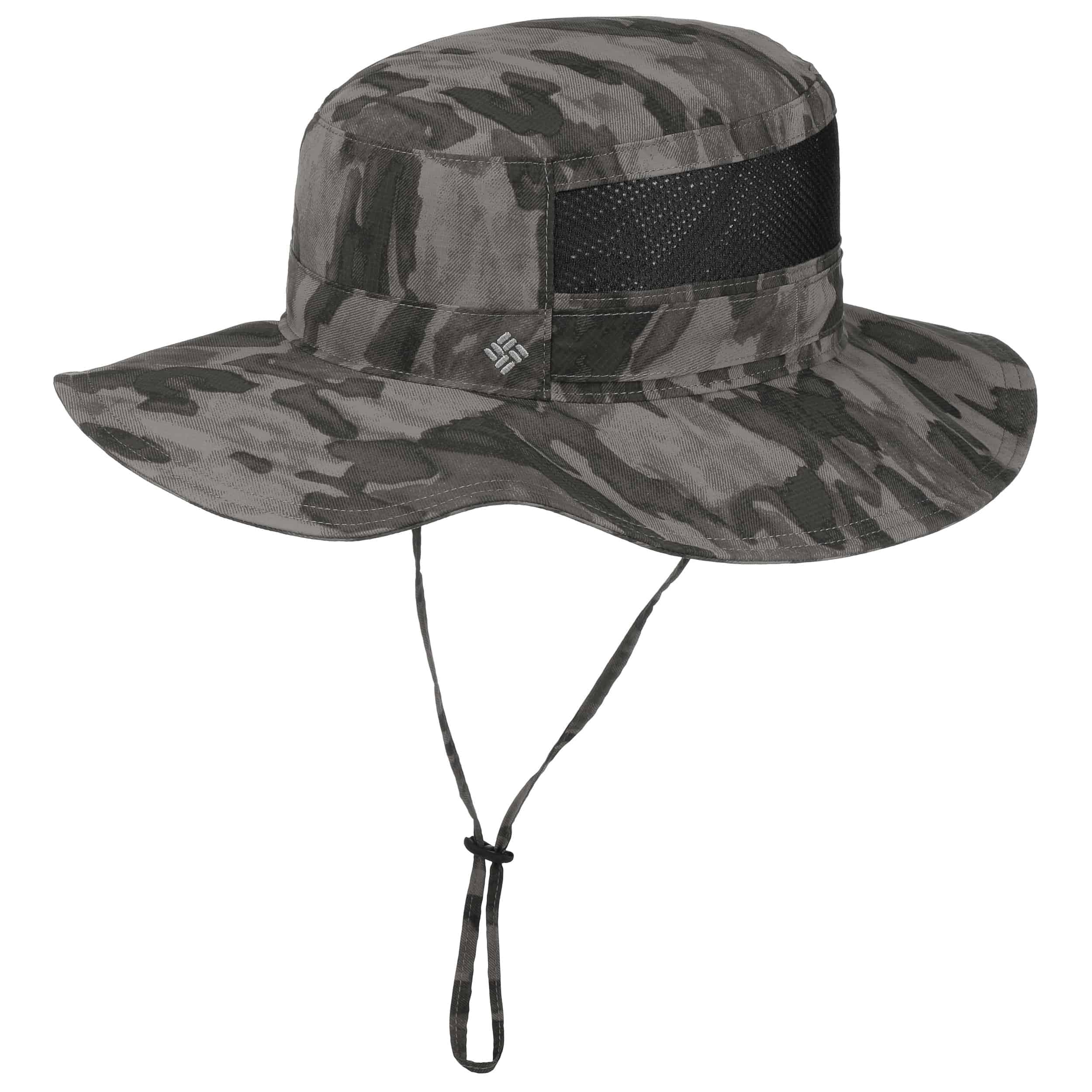 ... Cappello da Sole Bora Camo by Columbia - nero 4 a1ed06cf0876