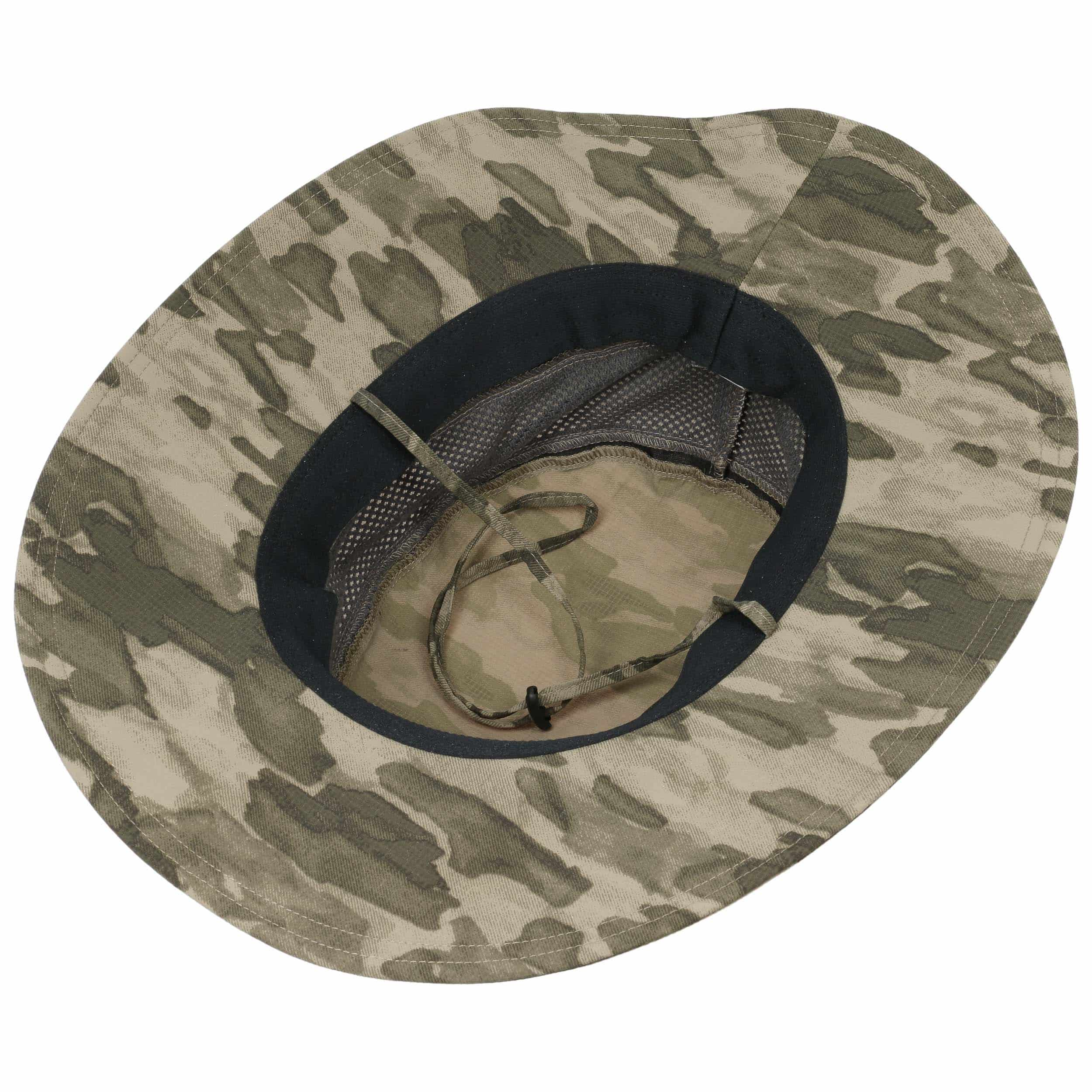 ... Cappello da Sole Bora Camo by Columbia - nero 2 ... 6e5158da5bd3