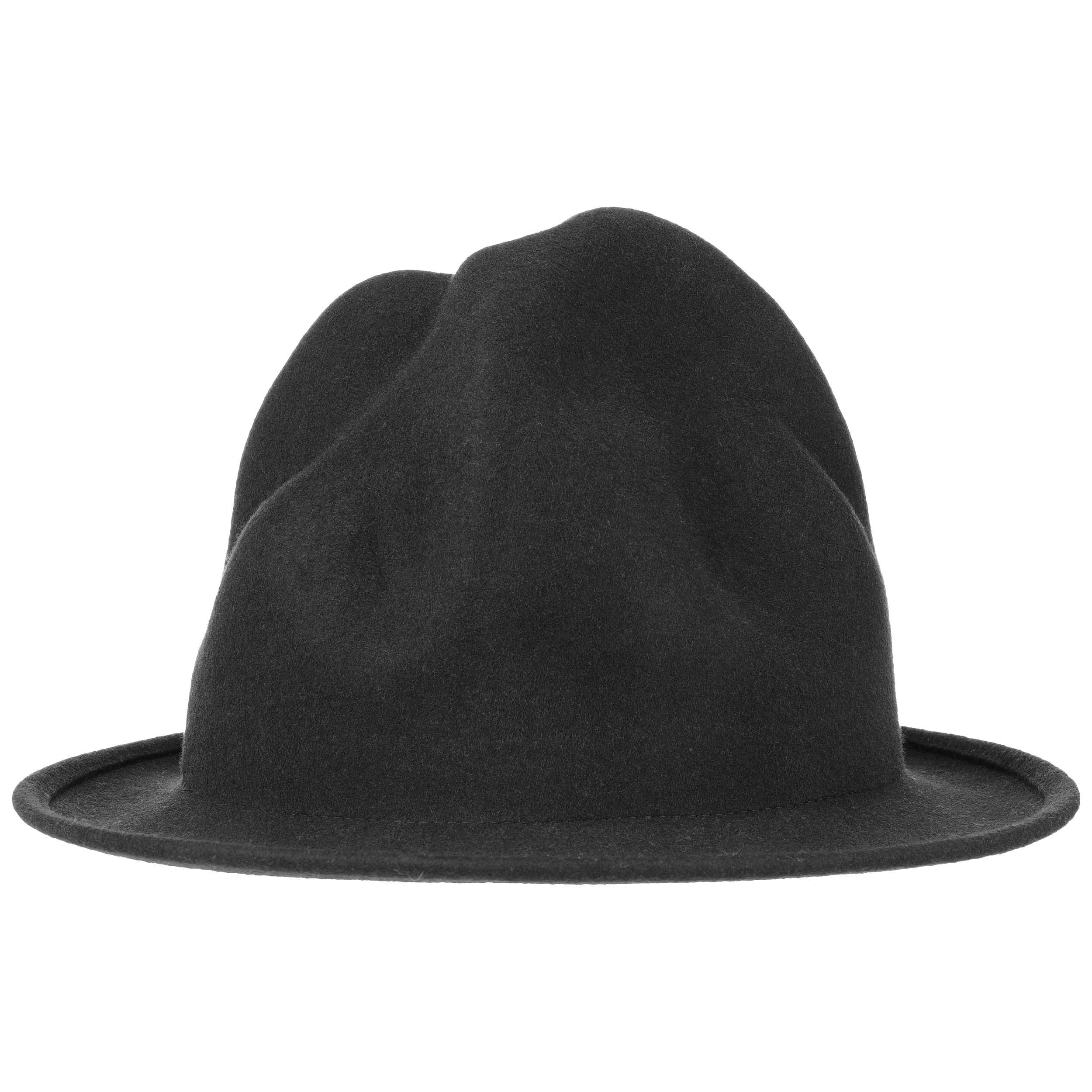 ... Cappello di Feltro Big Mountie by Lierys - nero 4 103a2cb8c2b5