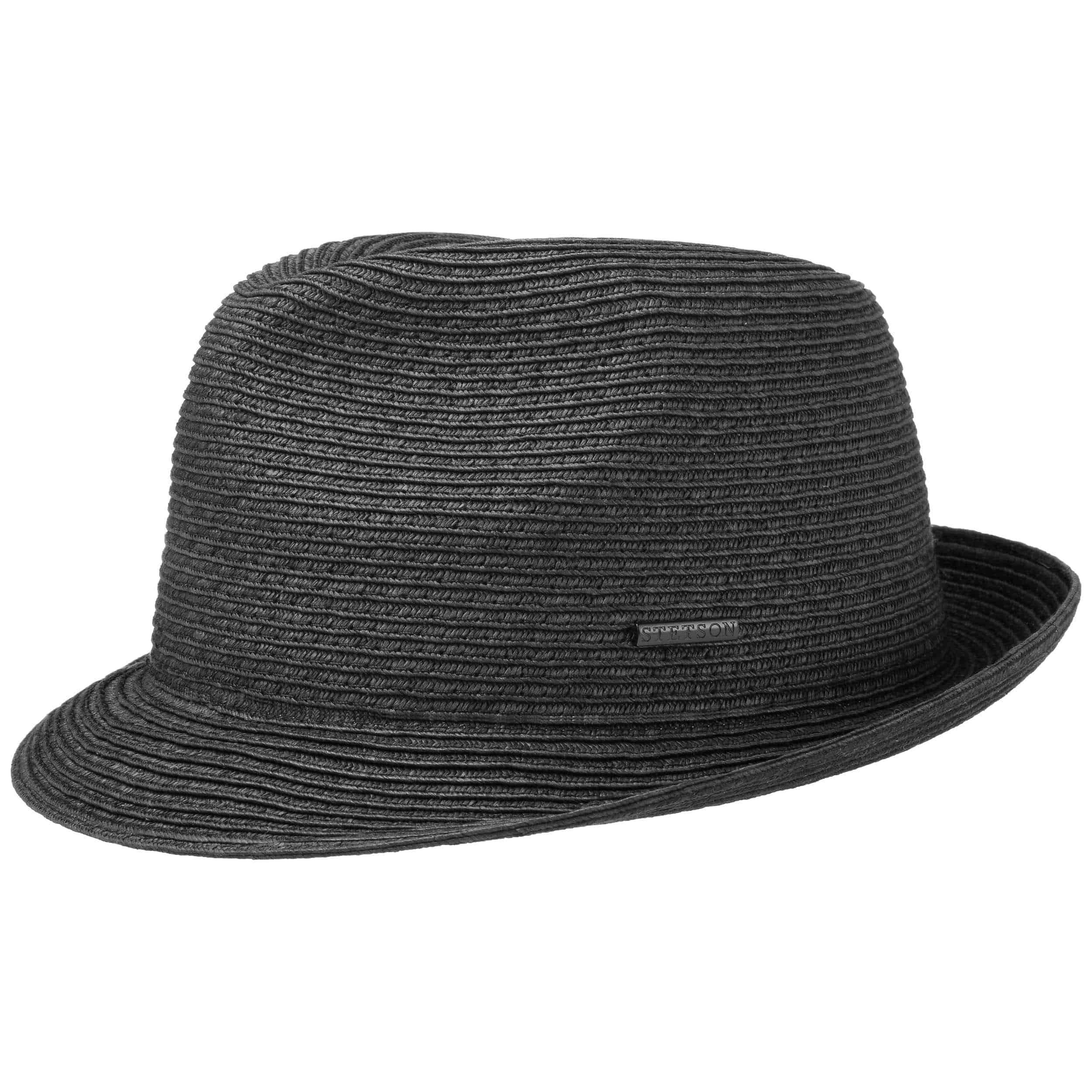 ... Cappello di Paglia Dawson Black by Stetson - nero 4 ... 70373b275d0d