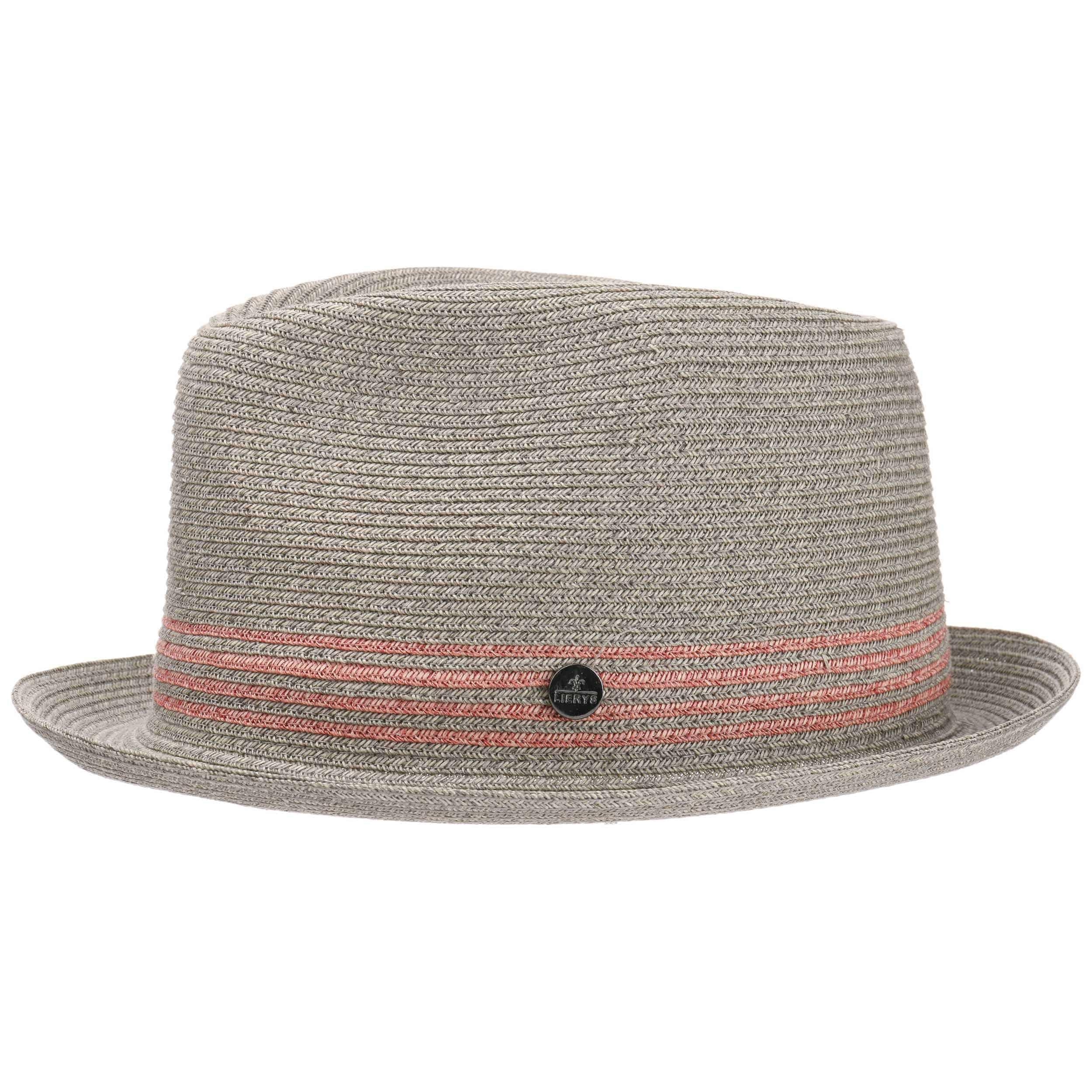 ... Cappello di Paglia Ninfa Trilby by Lierys - grigio 4 ... e12912e946a3