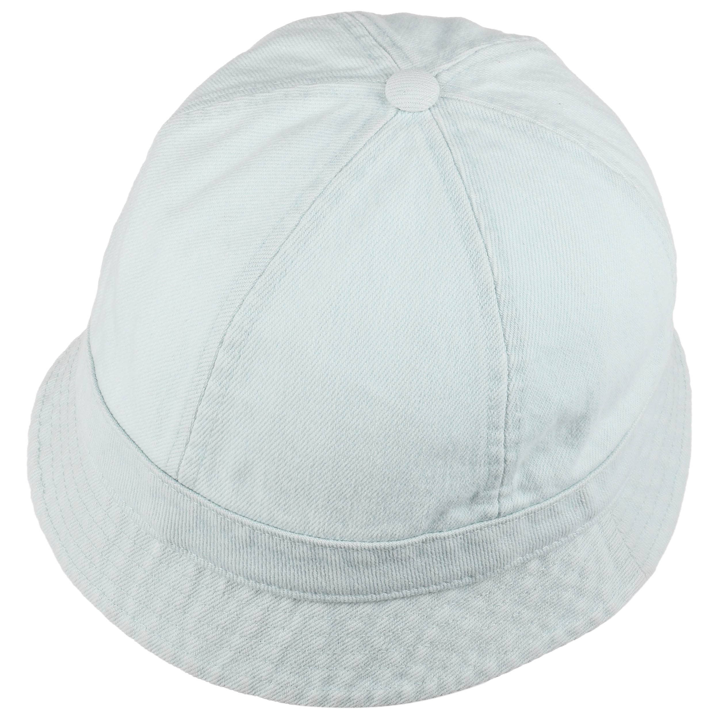 Uomo Tesa Cappello Tela Jeans yfvgIbY76