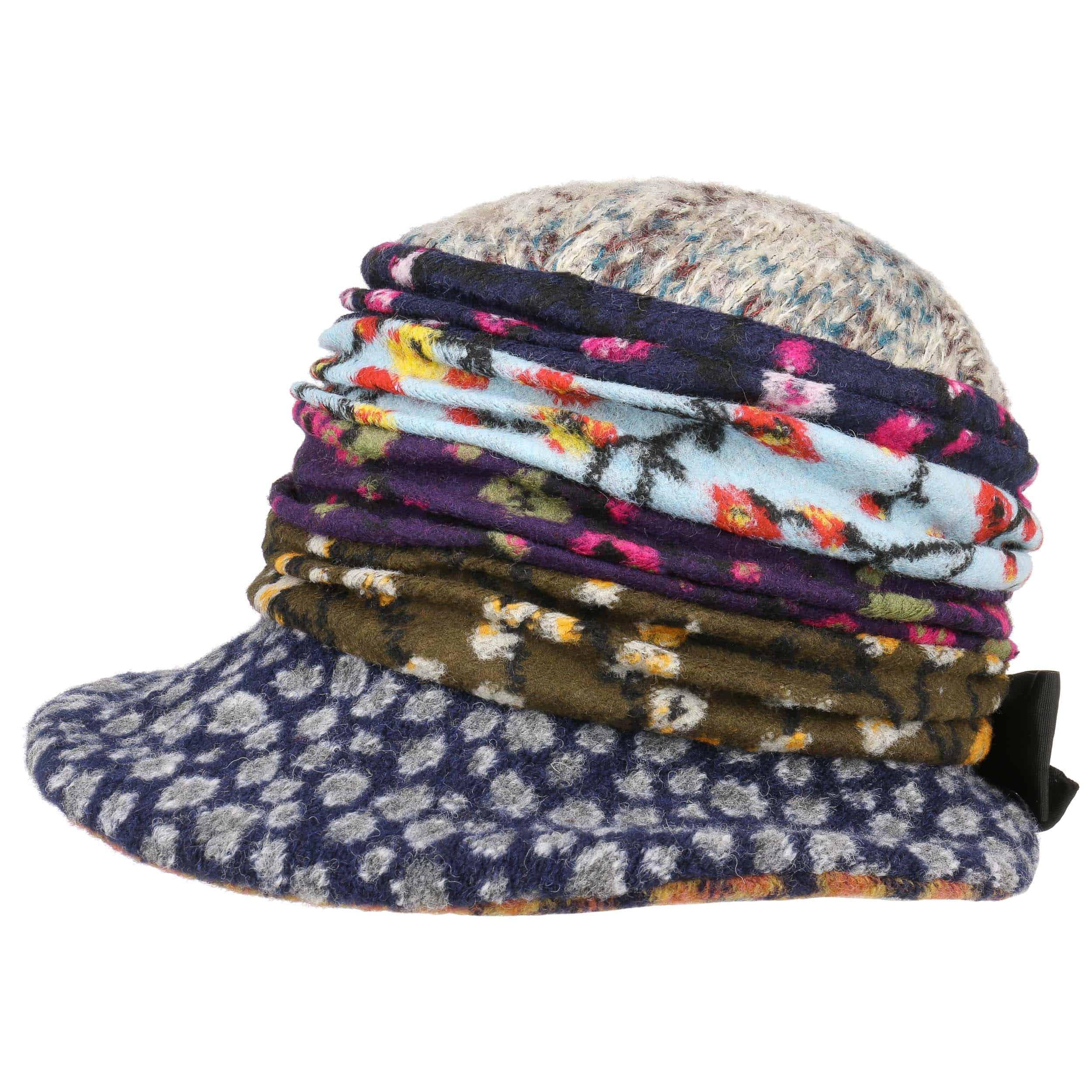 ... Cappello in Lana Limaja Patchwork by GREVI - a colori 7 8feb76de3051