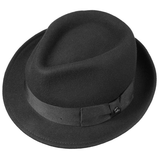 Classic Wool Trilby Cappello by Lierys - grigio 1 ... de1624ea7ab6