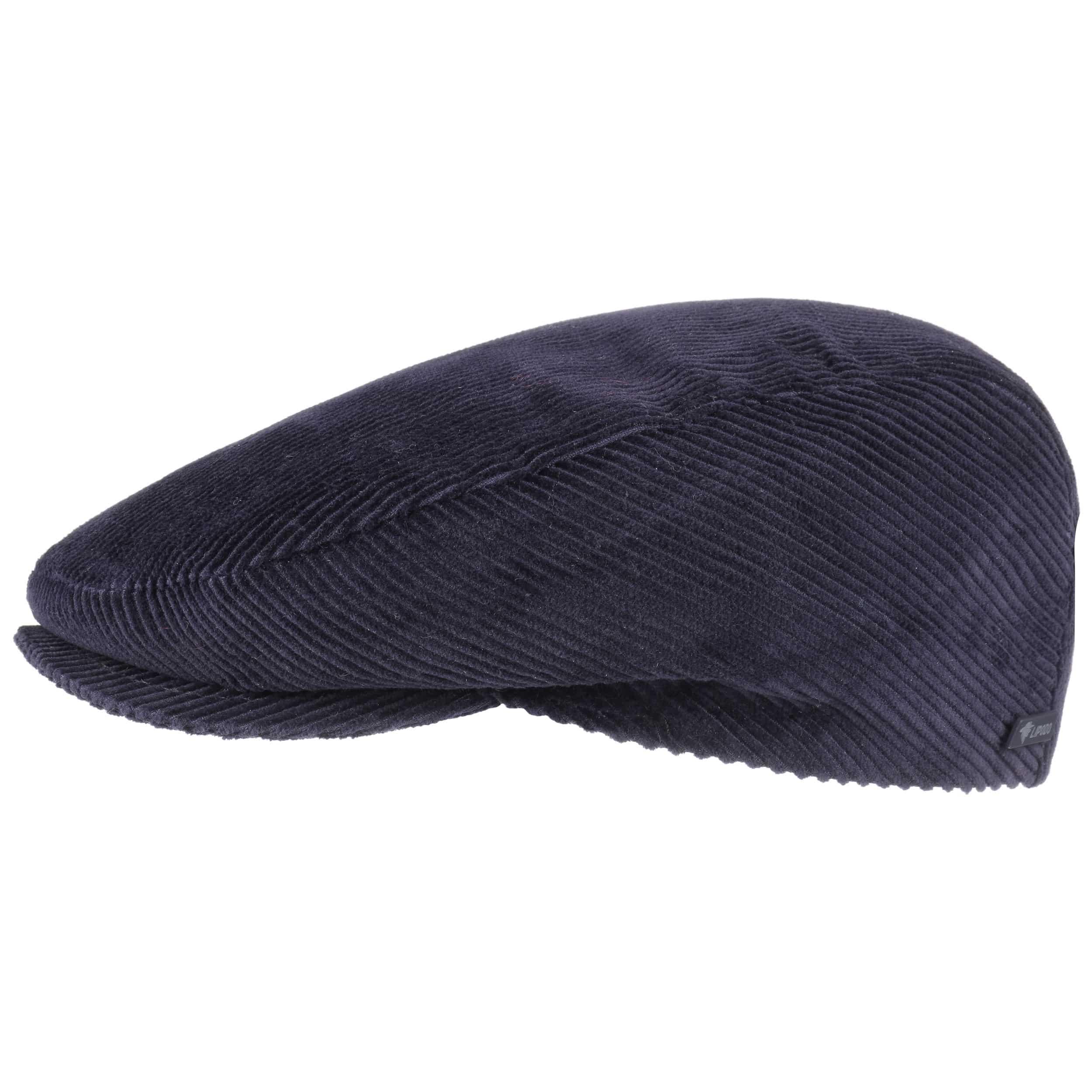 Fodera Autunno//Inverno Berretto a Quadri Cappello Piatto con Visiera Lipodo Coppola Duckbill Check Uomo Fodera