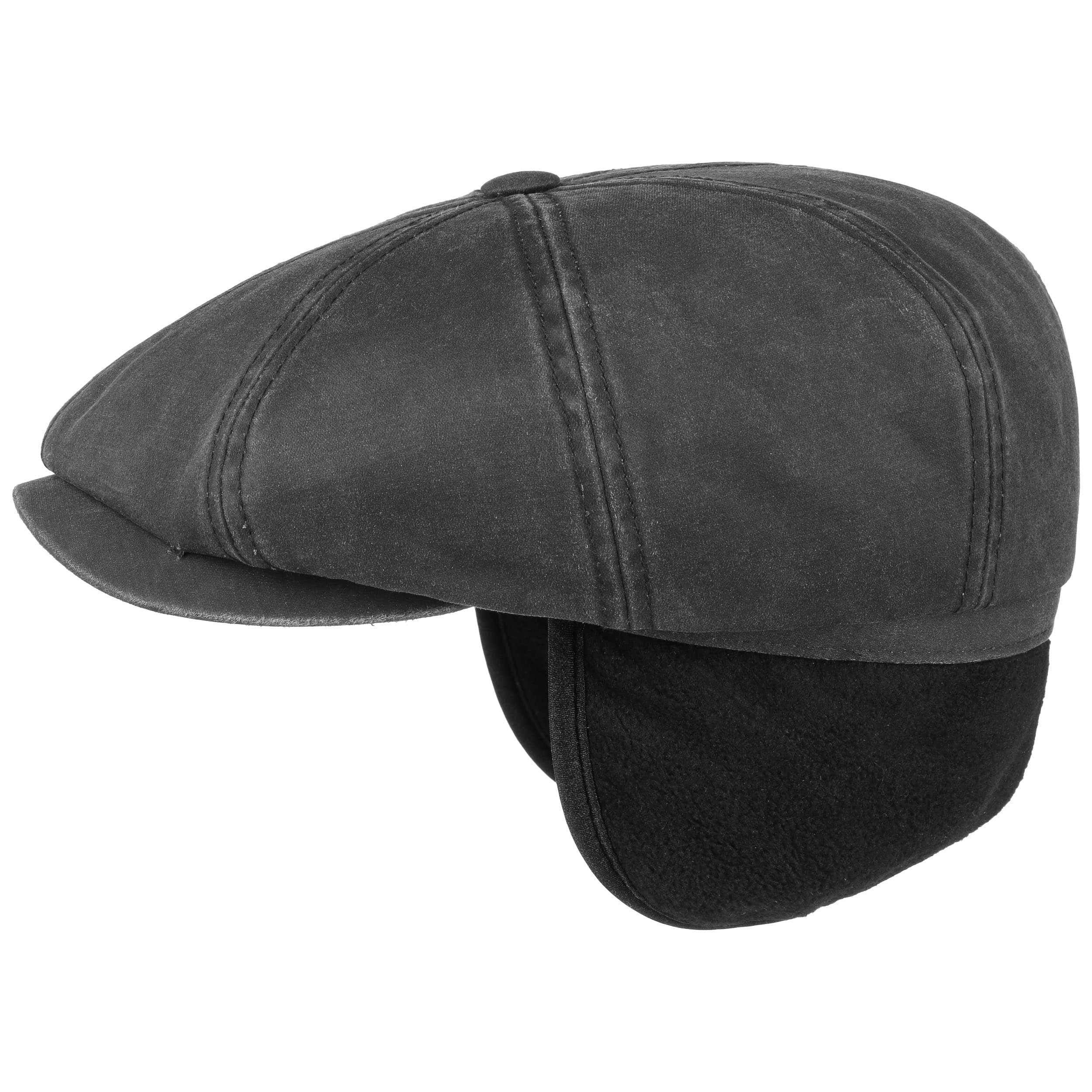 ... marrone 2 · Coppola Hatteras Old Cotton Ear Flap by Stetson - nero 2 a95427a26b27