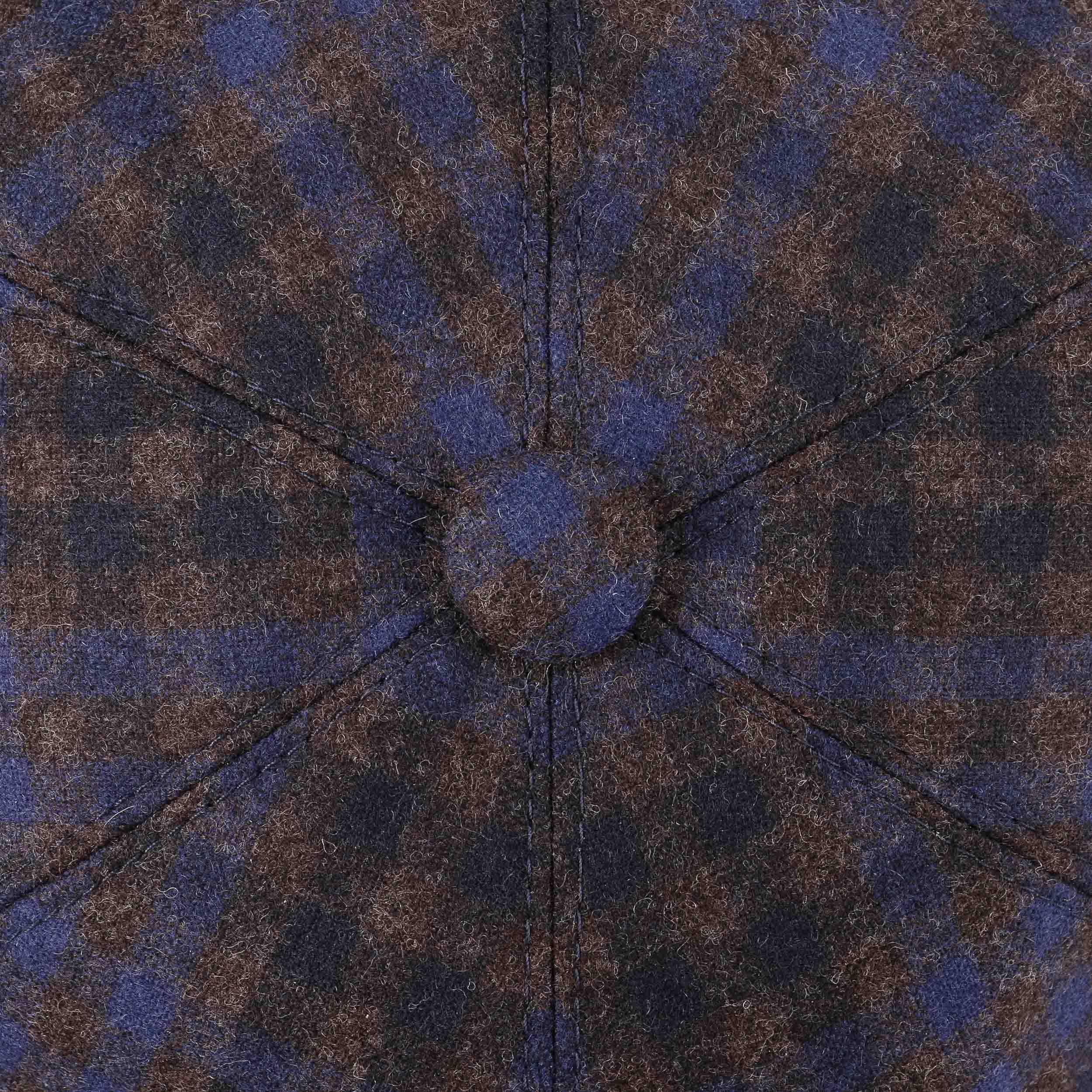 ... Coppola a Quadri Six Panel by Borsalino - blu 5 f83bc561e4fb