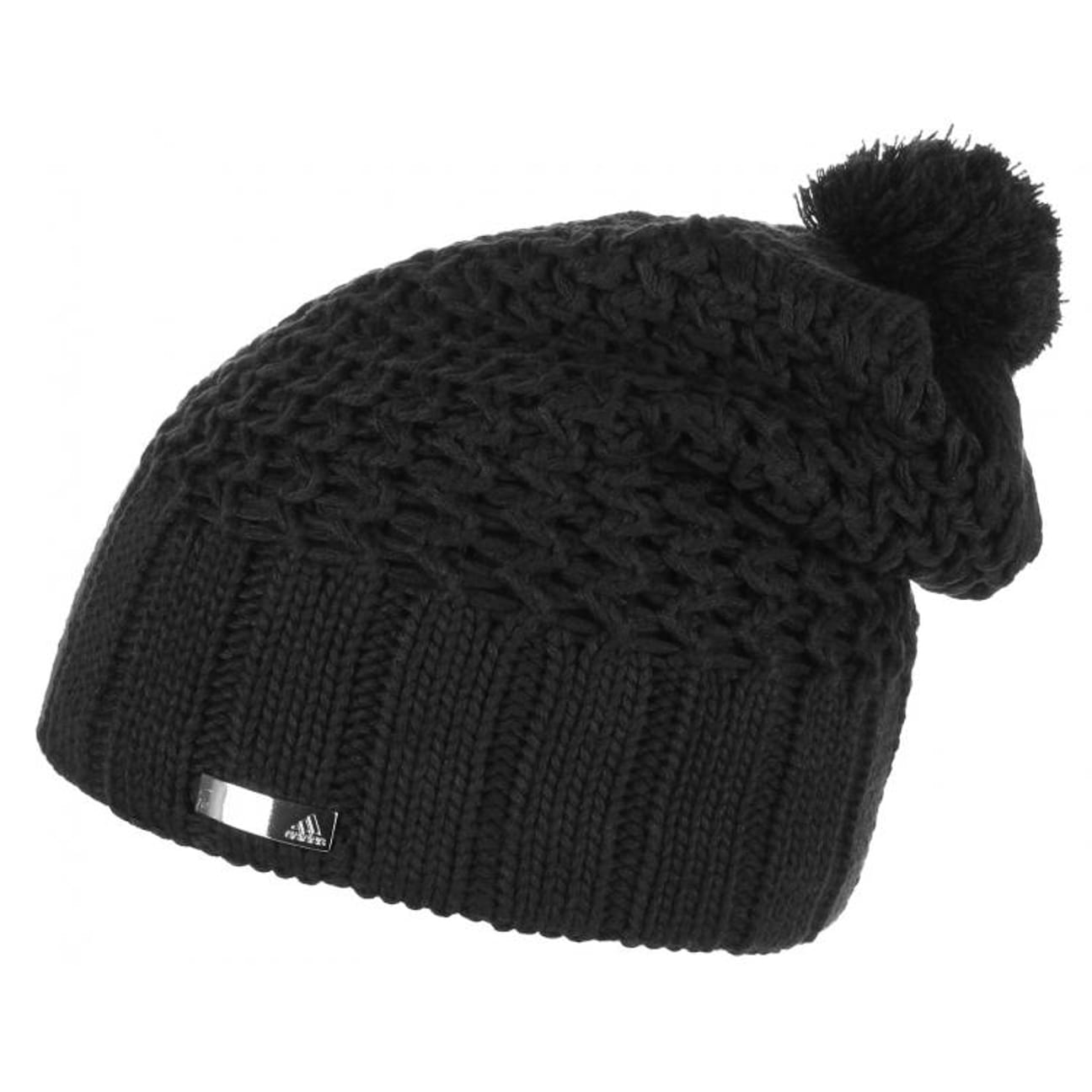 Culture Woolie Berretto Pon Pon by adidas - nero 1 ... 116e969cf521