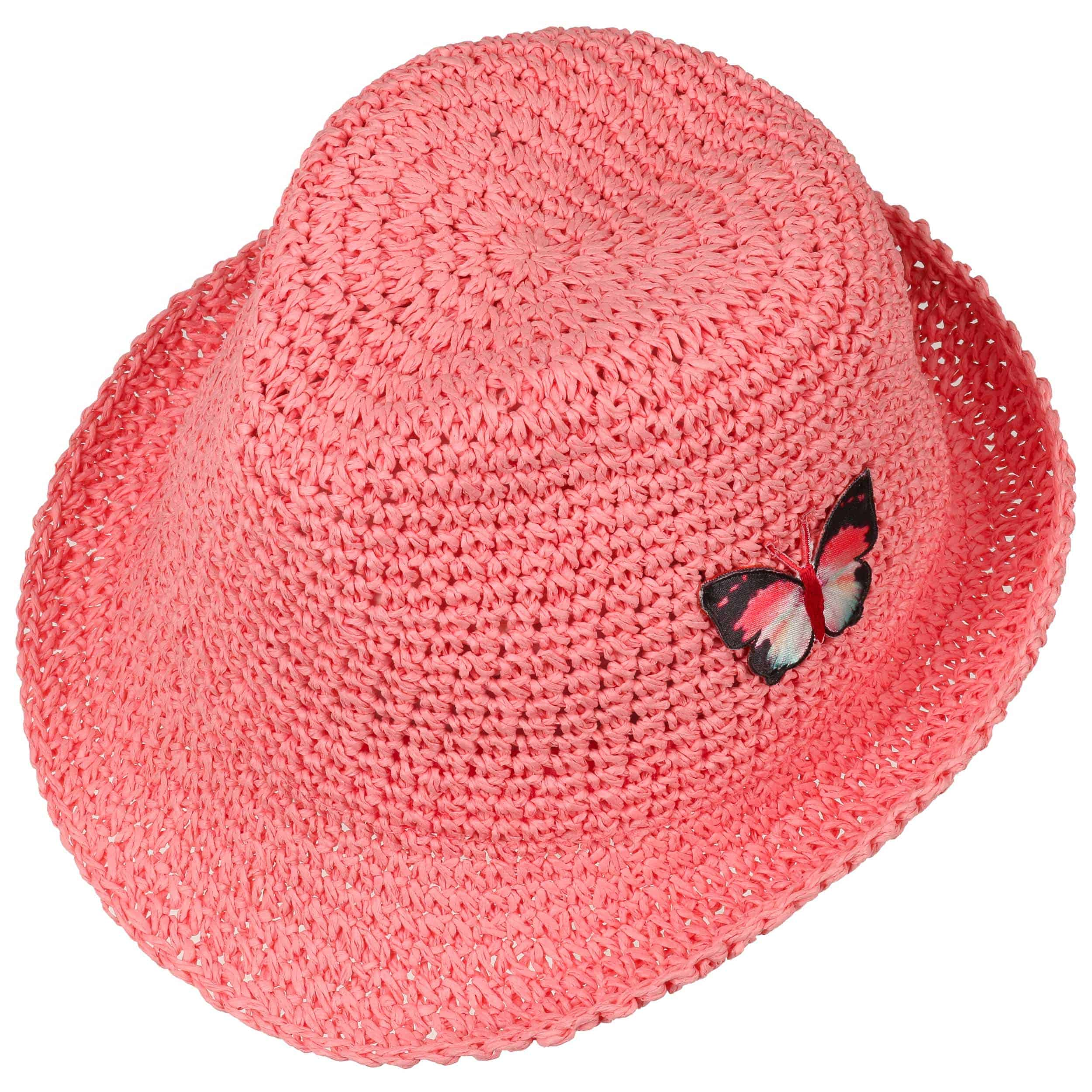 ... Farfalla Trilby da Bambina by maximo - pink 1 ... f5f081e032d2