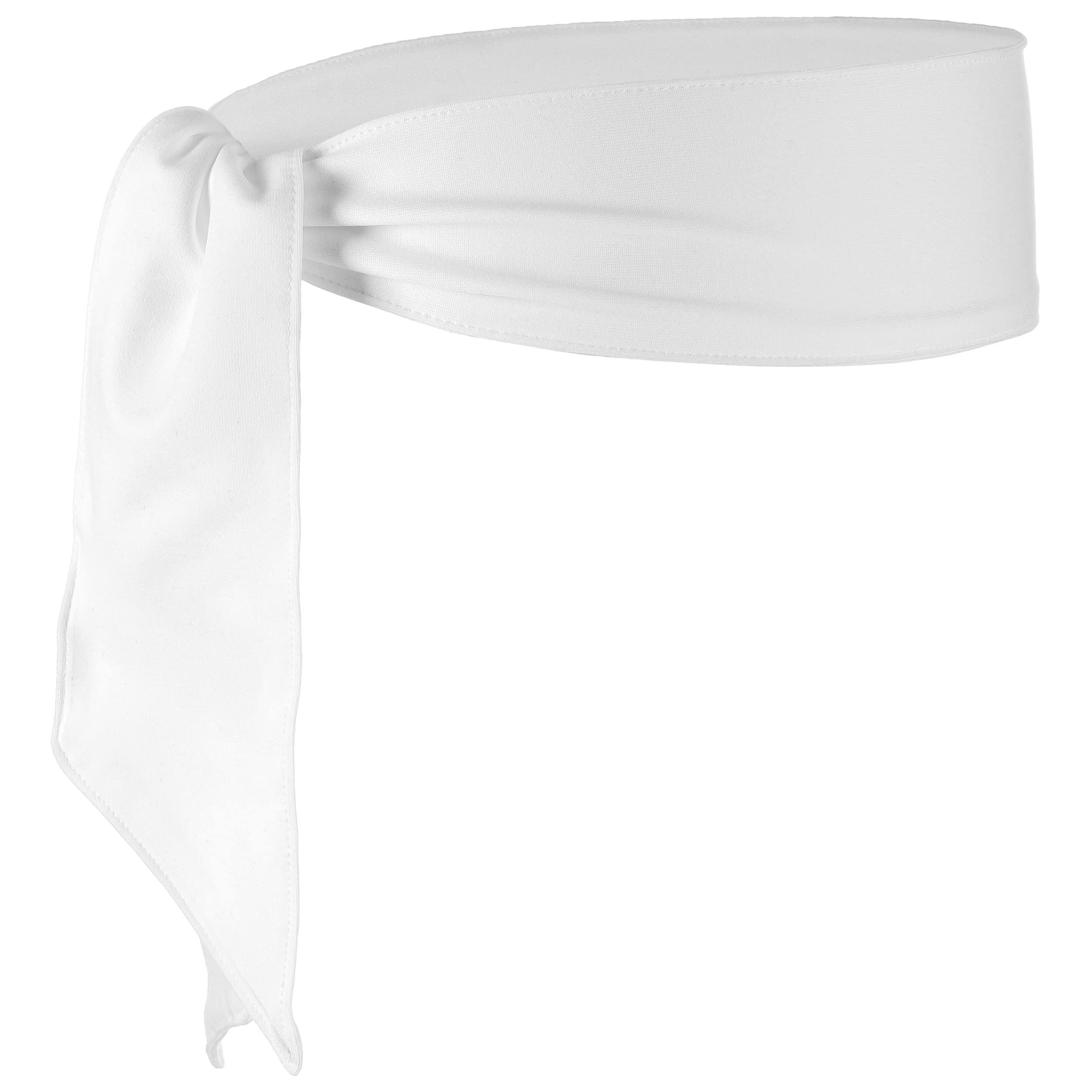 ... Fascia Nike Dri-Fit Head Tie 2.0 by Nike - bianco 1 ... 170eeea5d944