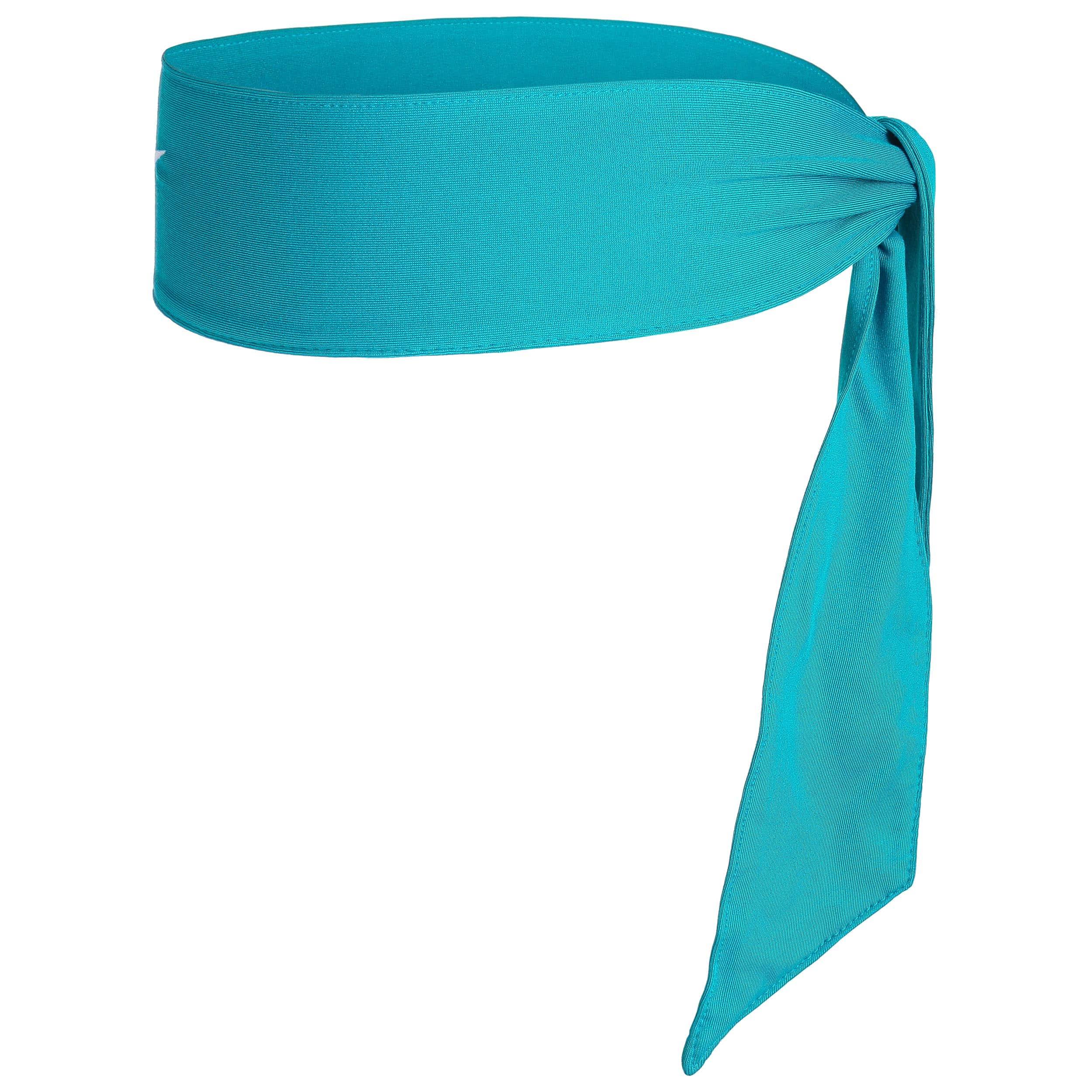 ... Fascia Nike Dri-Fit Head Tie 2.0 by Nike - turchese 3 ... 4ebf14ed7bc9