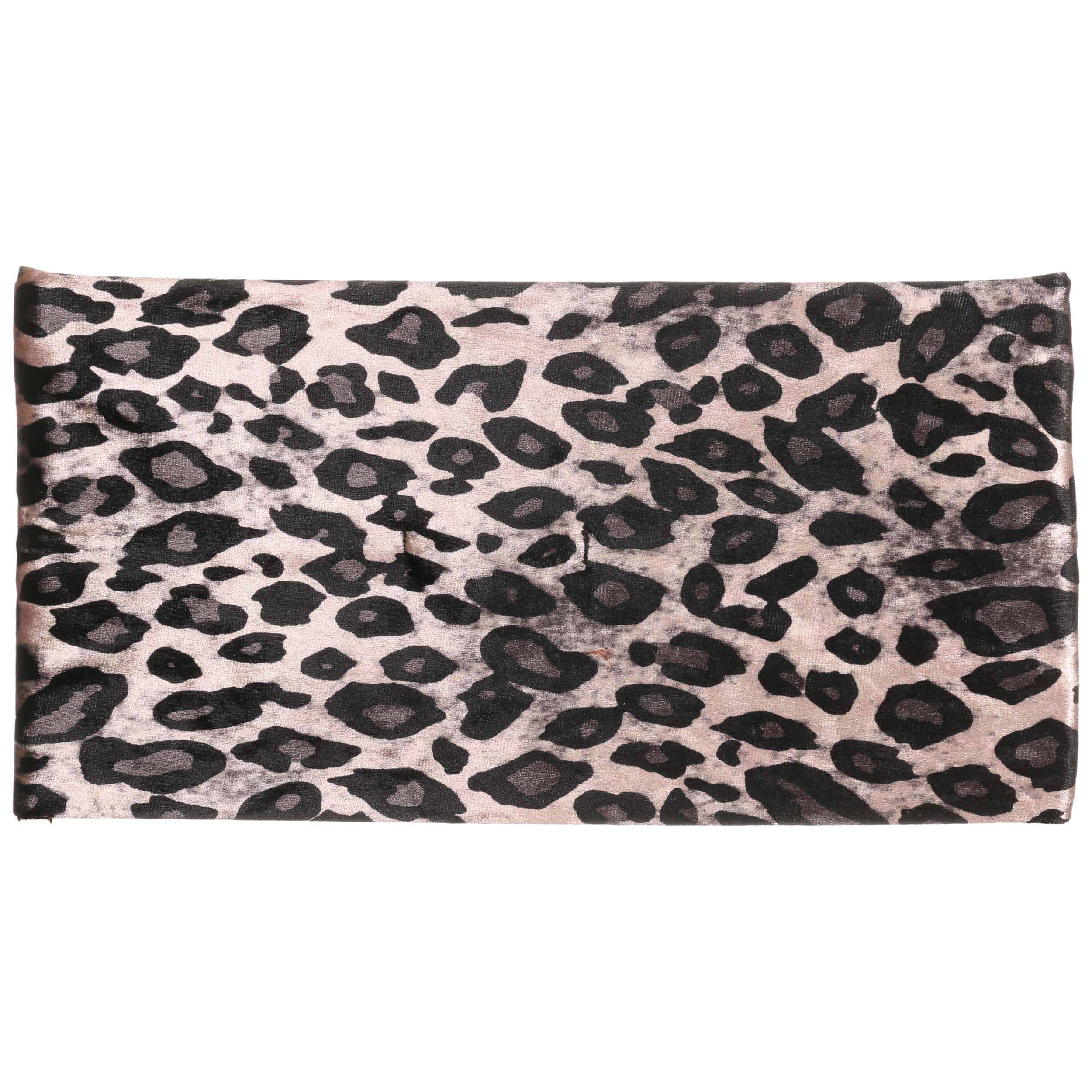 Seeberger Fascia per Capelli Stampa Leopardo