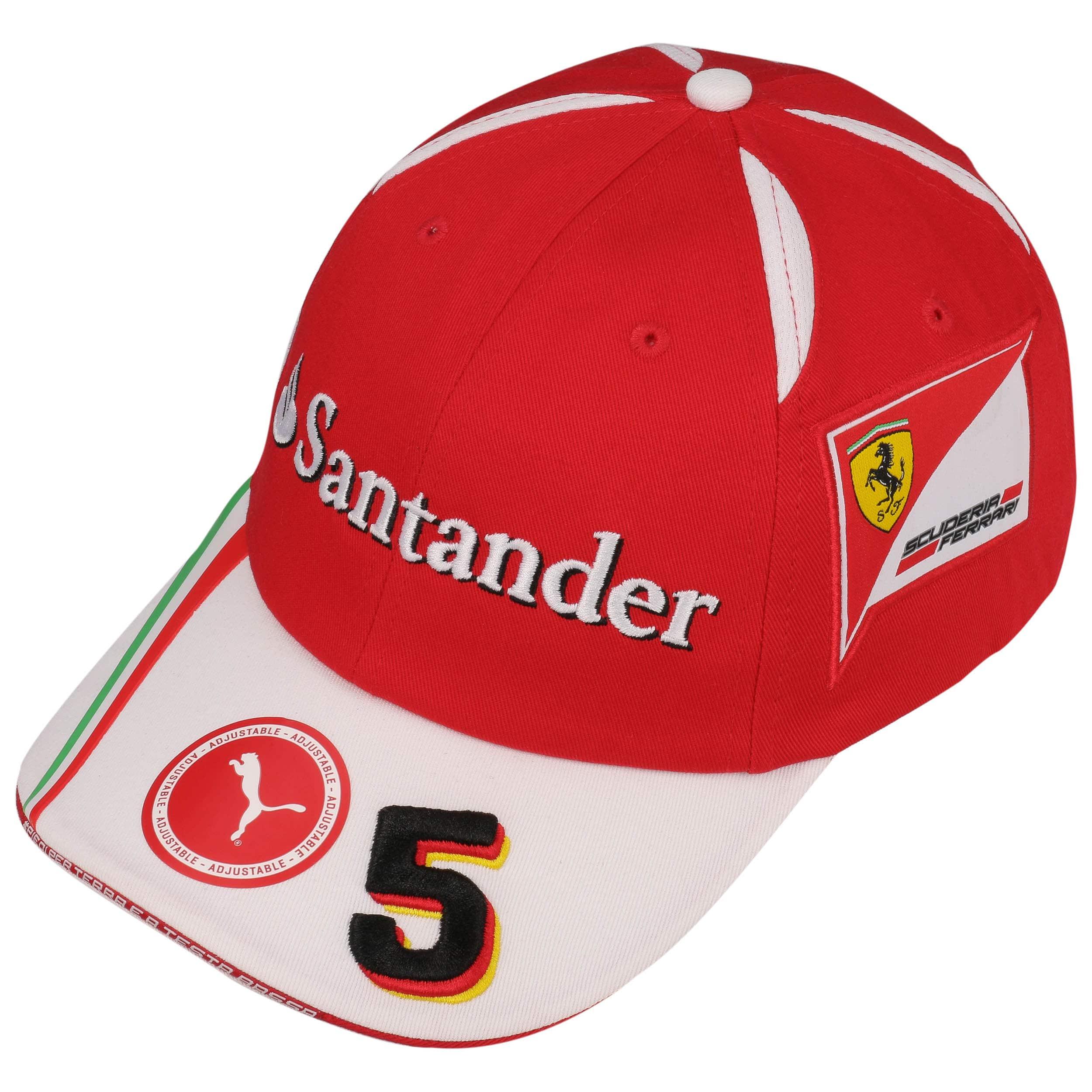 Ferrari Replica Vettel Cap by PUMA - rosso 1 ... a0988d4eab9d