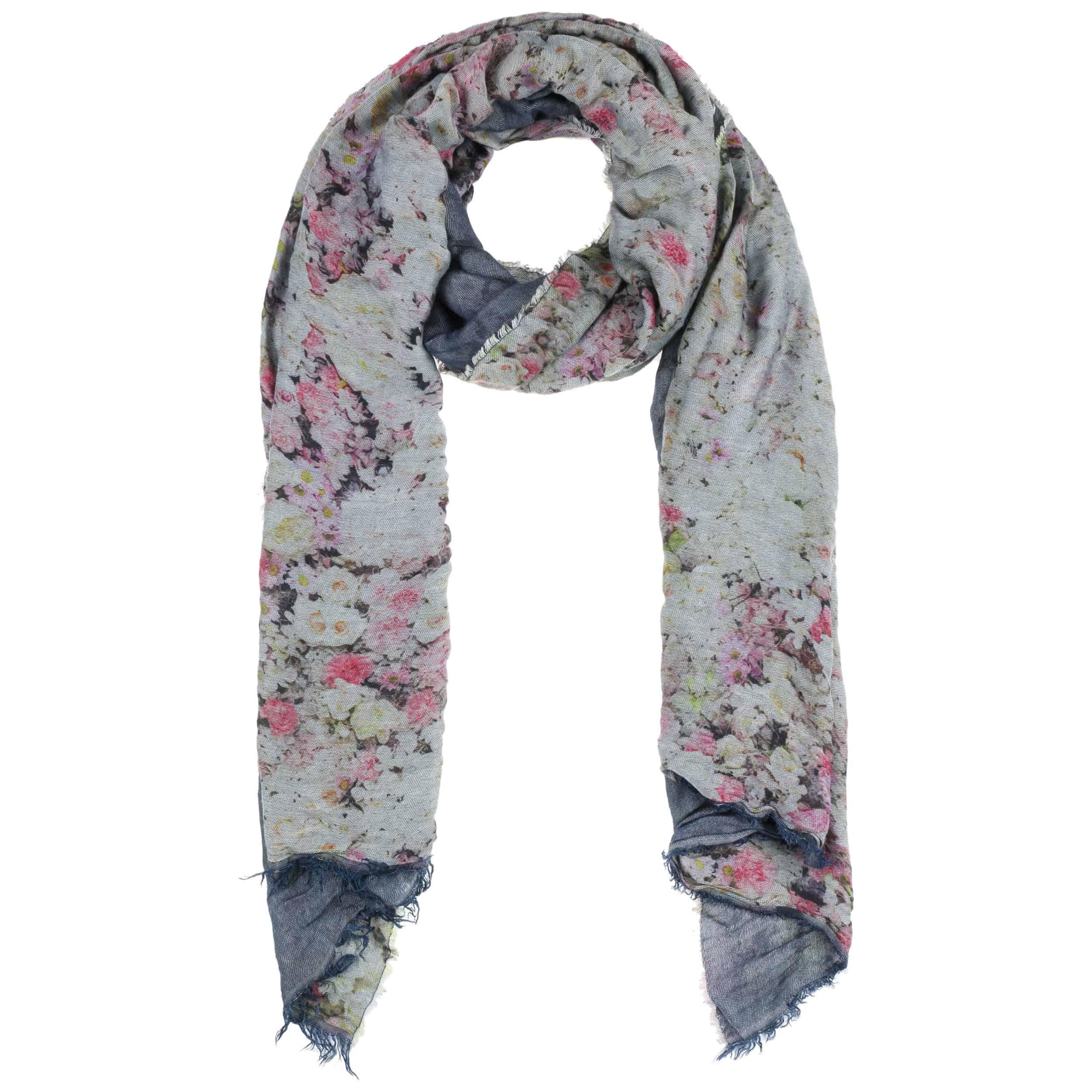 nuovi stili e1712 6575c Flowerheaven Foulard Donna by Passigatti