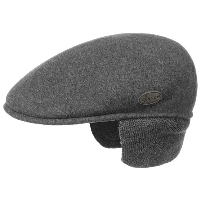 Gorra 504 con Orejeras by Kangol - Gorras - sombreroshop.es d716a2c8f3c