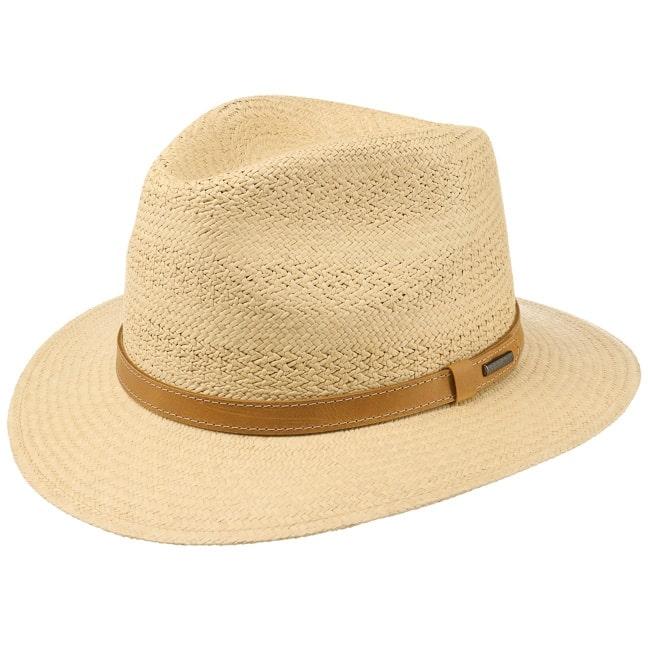 c6e0532eaab Lexerell Traveller Panama Hat. by Stetson