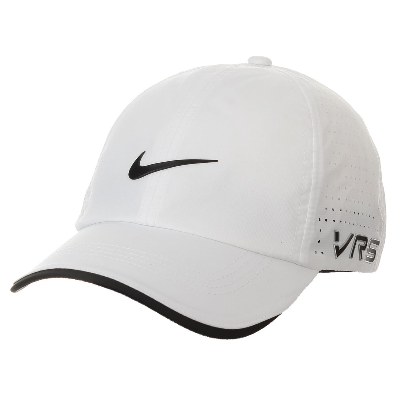 ... New Tour Perforated Golf Cap by Nike - bianco 1 ... b4758c421351