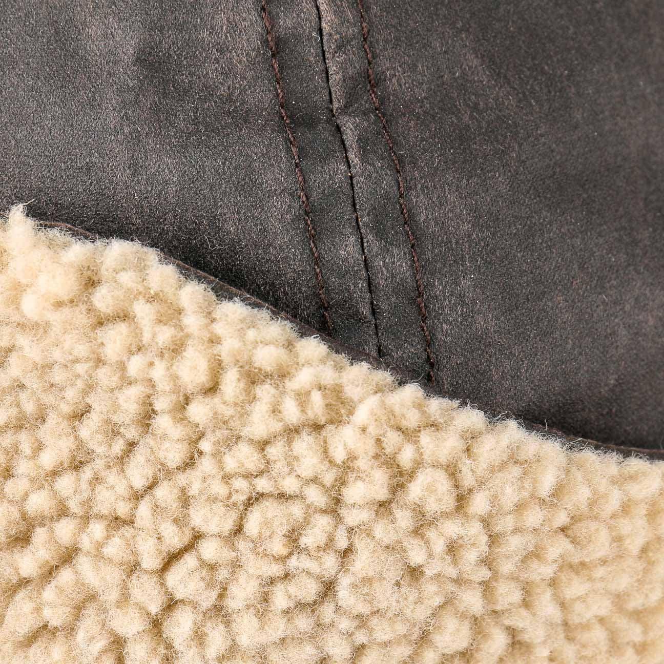 ... Old Cotton Berretto con Paraorecchie - marrone 6 ... 2f3e668510ae
