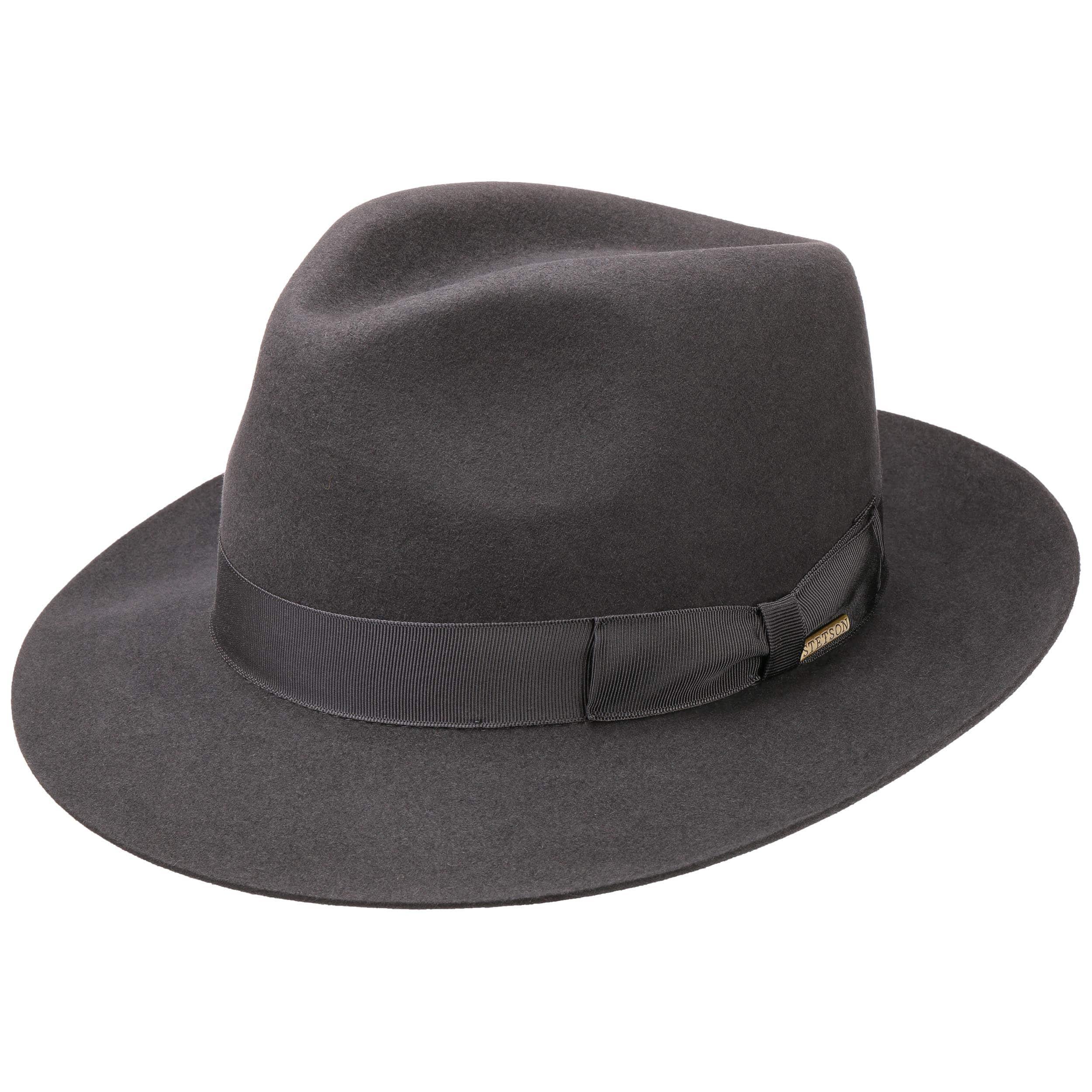 ... Penn Cappello Bogart by Stetson - grigio 6 ... edce8c422b7c