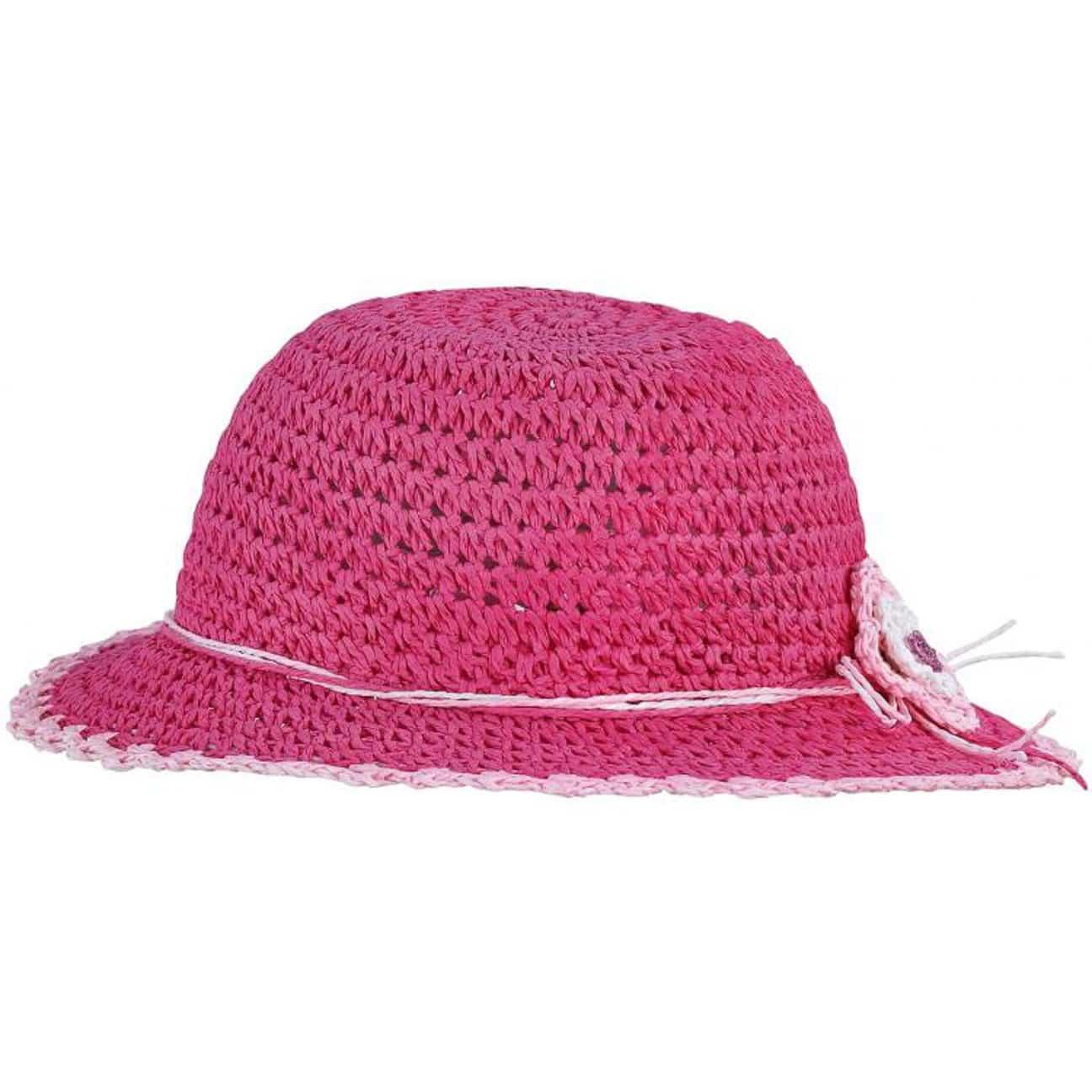 Pinna Cappello da Bambina by Döll - pink 1 726897263984
