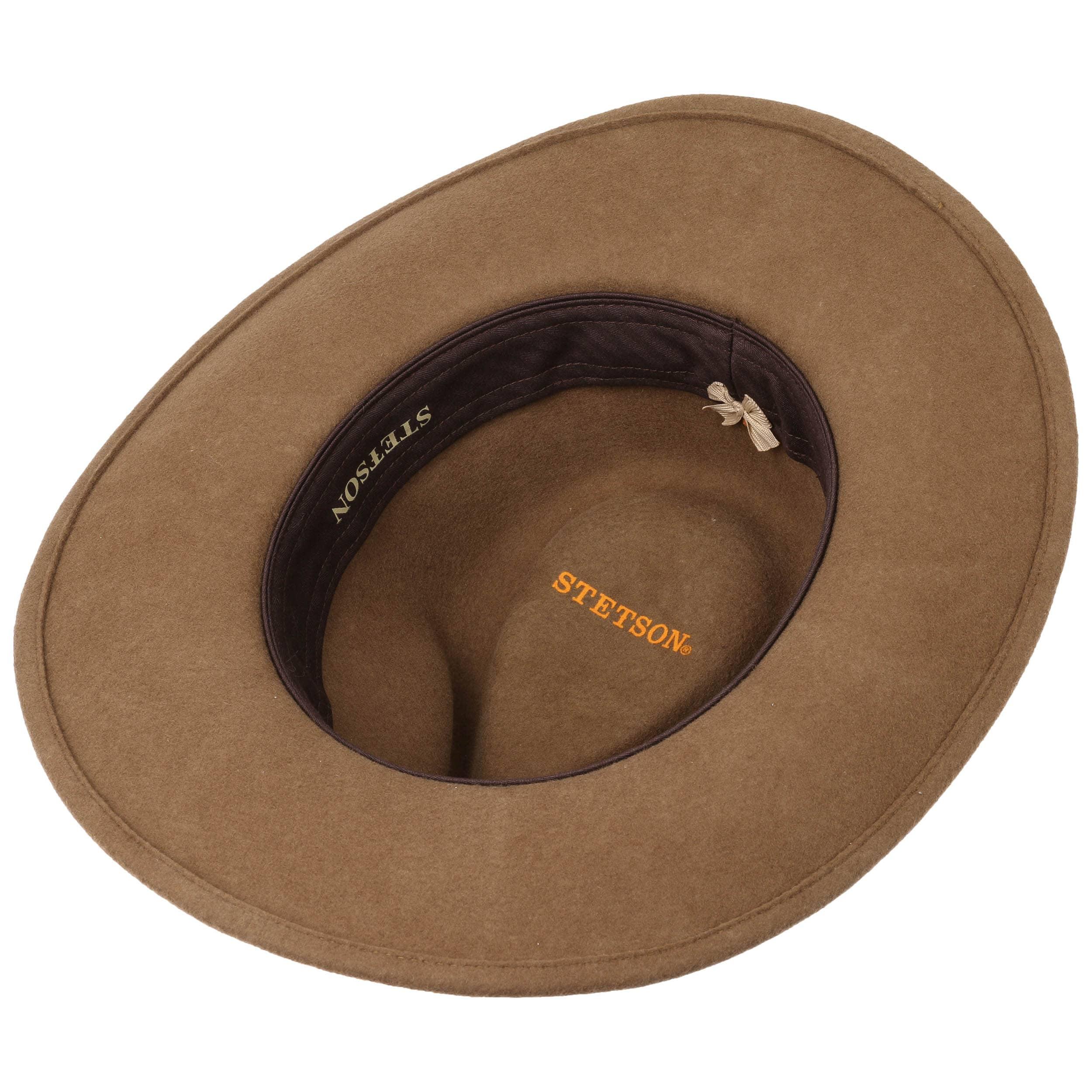 ... Powland Cowboy Cappello by Stetson - marrone 2 ... 2d35ca3f9857